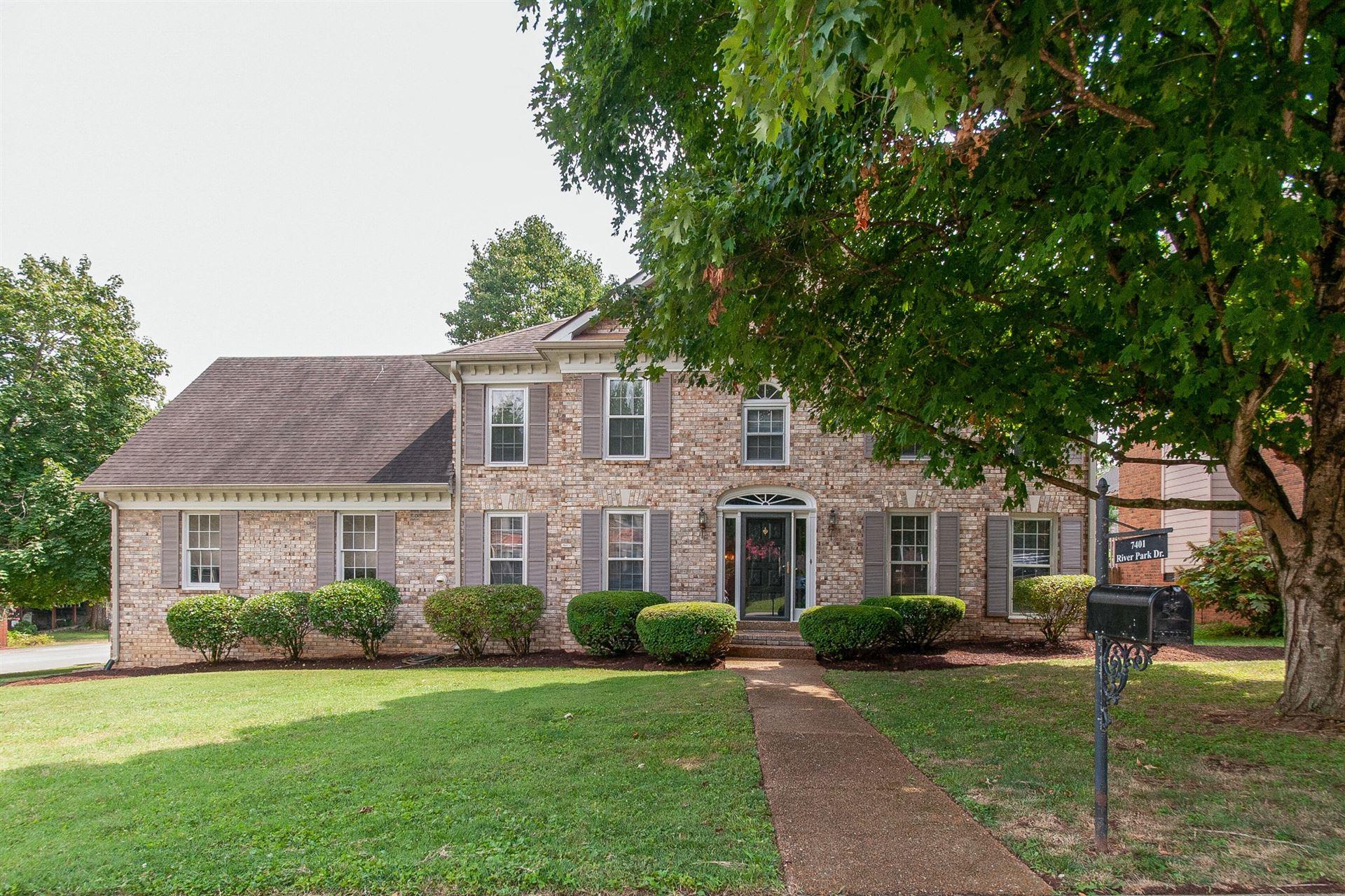 7401 River Park Dr, Nashville, TN 37221 - MLS#: 2276682
