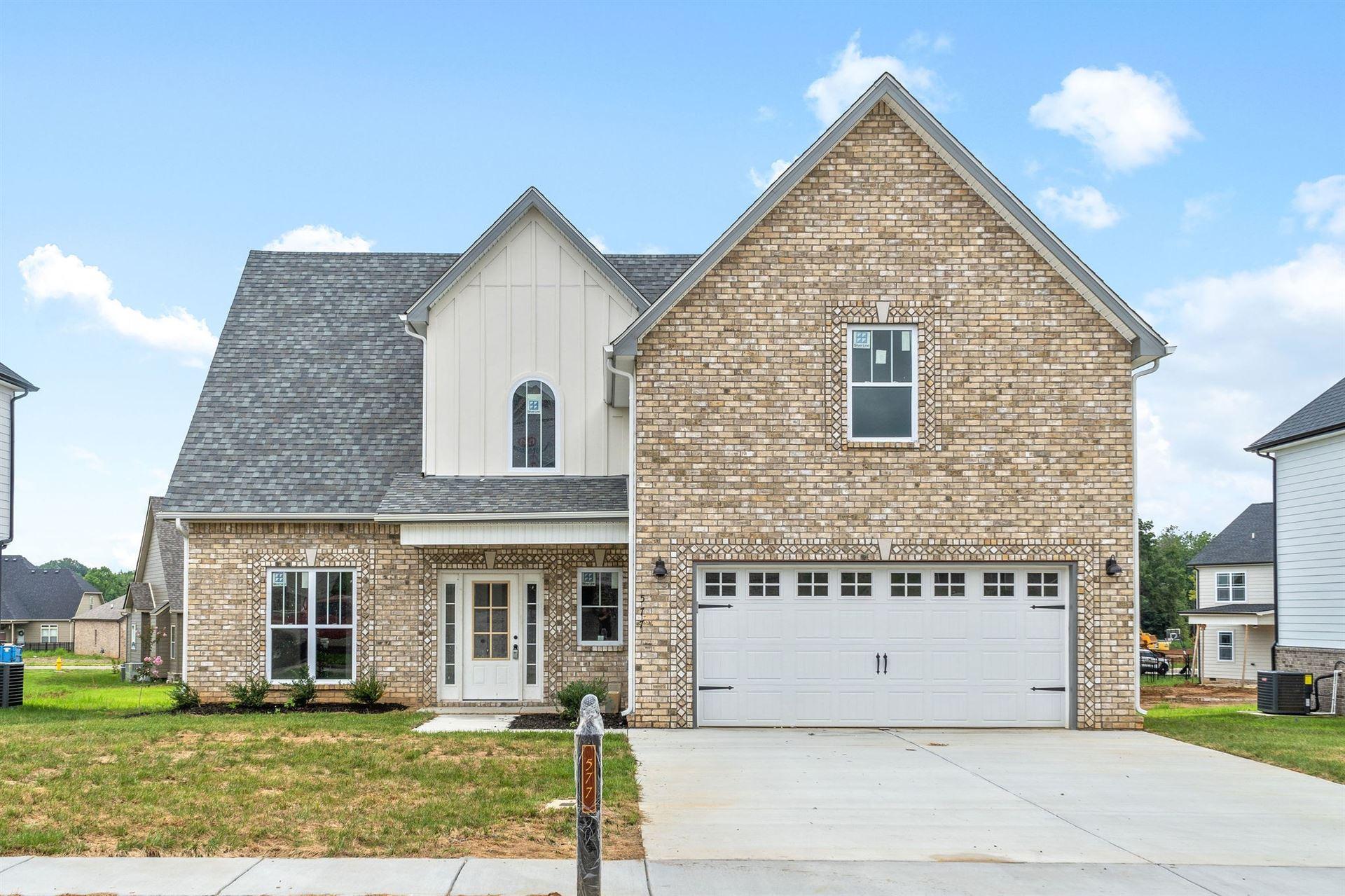 577 Dexter Drive, Clarksville, TN 37043 - MLS#: 2287682