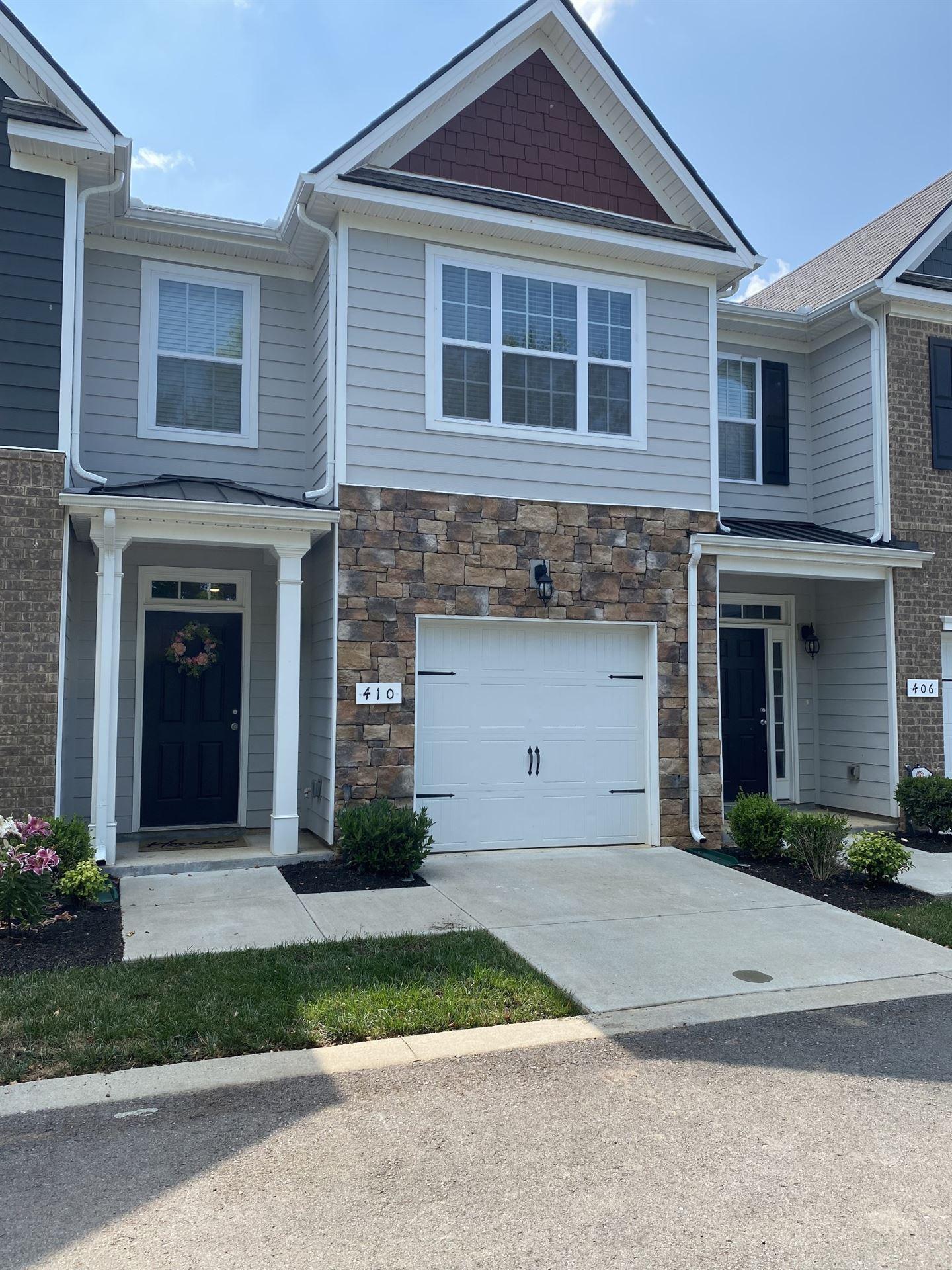 410 Manor Row, Pleasant View, TN 37146 - MLS#: 2271683