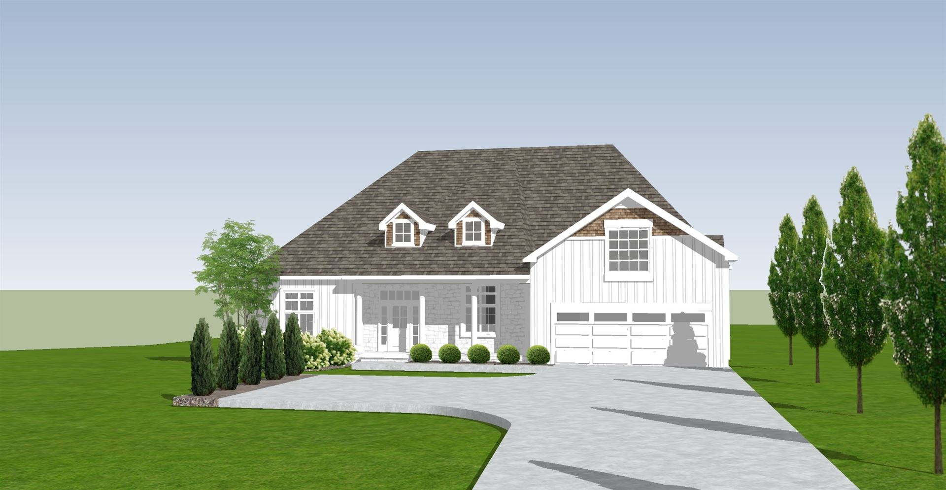 Photo of 6249 North New Hope Rd, Hermitage, TN 37076 (MLS # 2289683)