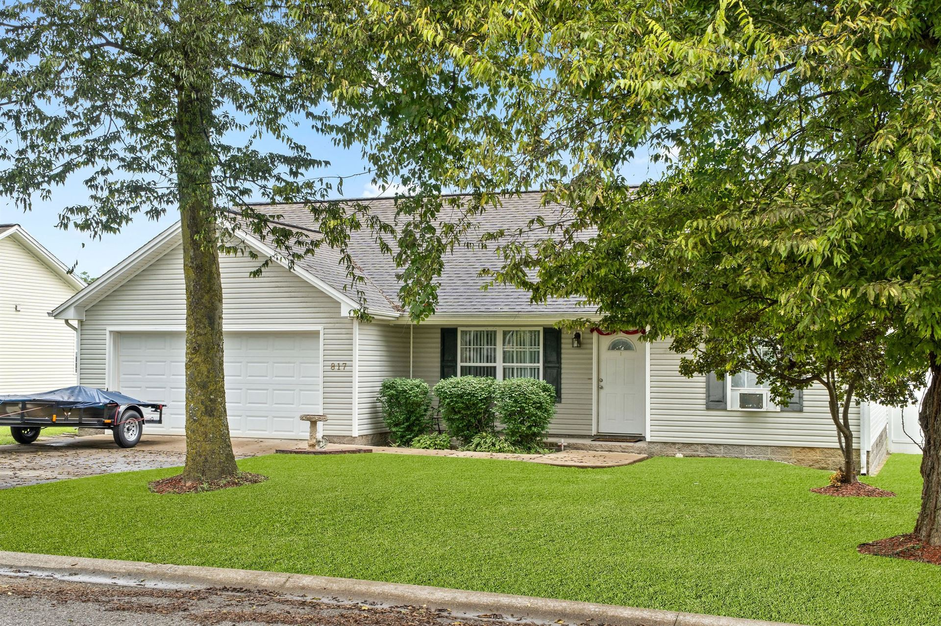 817 Brock Ave, Hopkinsville, KY 42240 - MLS#: 2292683