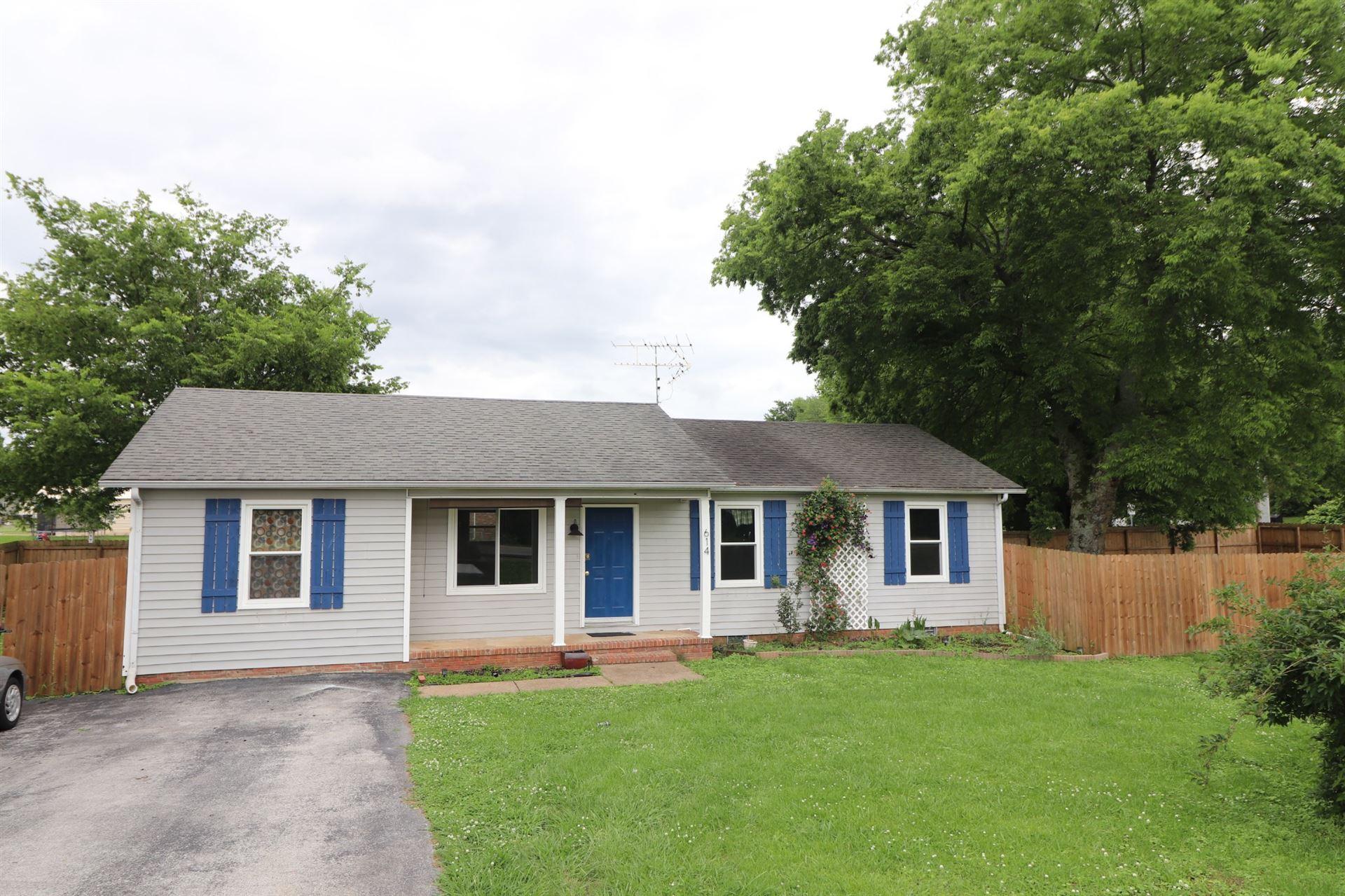 614 Rutherford Ln, Columbia, TN 38401 - MLS#: 2261684