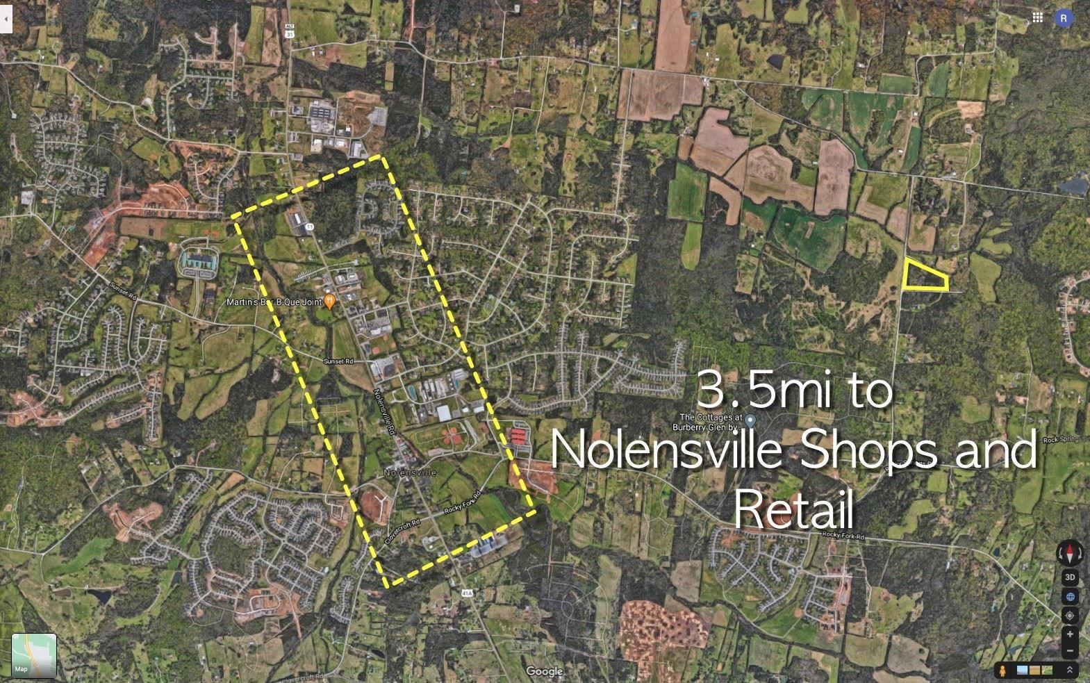 Photo of 0 Fly Ln, Nolensville, TN 37135 (MLS # 2209685)