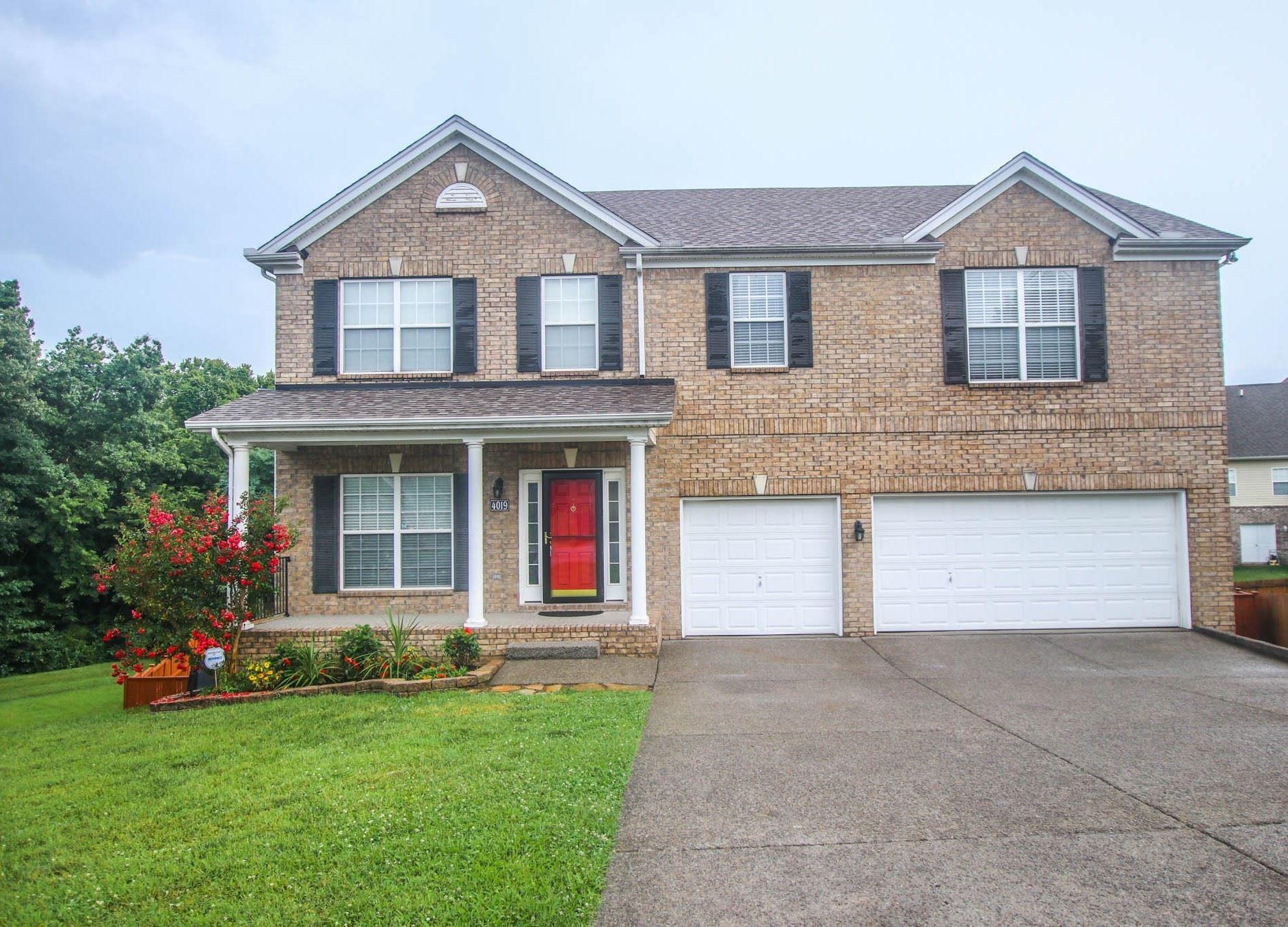 4019 Fairway Cir, Smyrna, TN 37167 - MLS#: 2265687