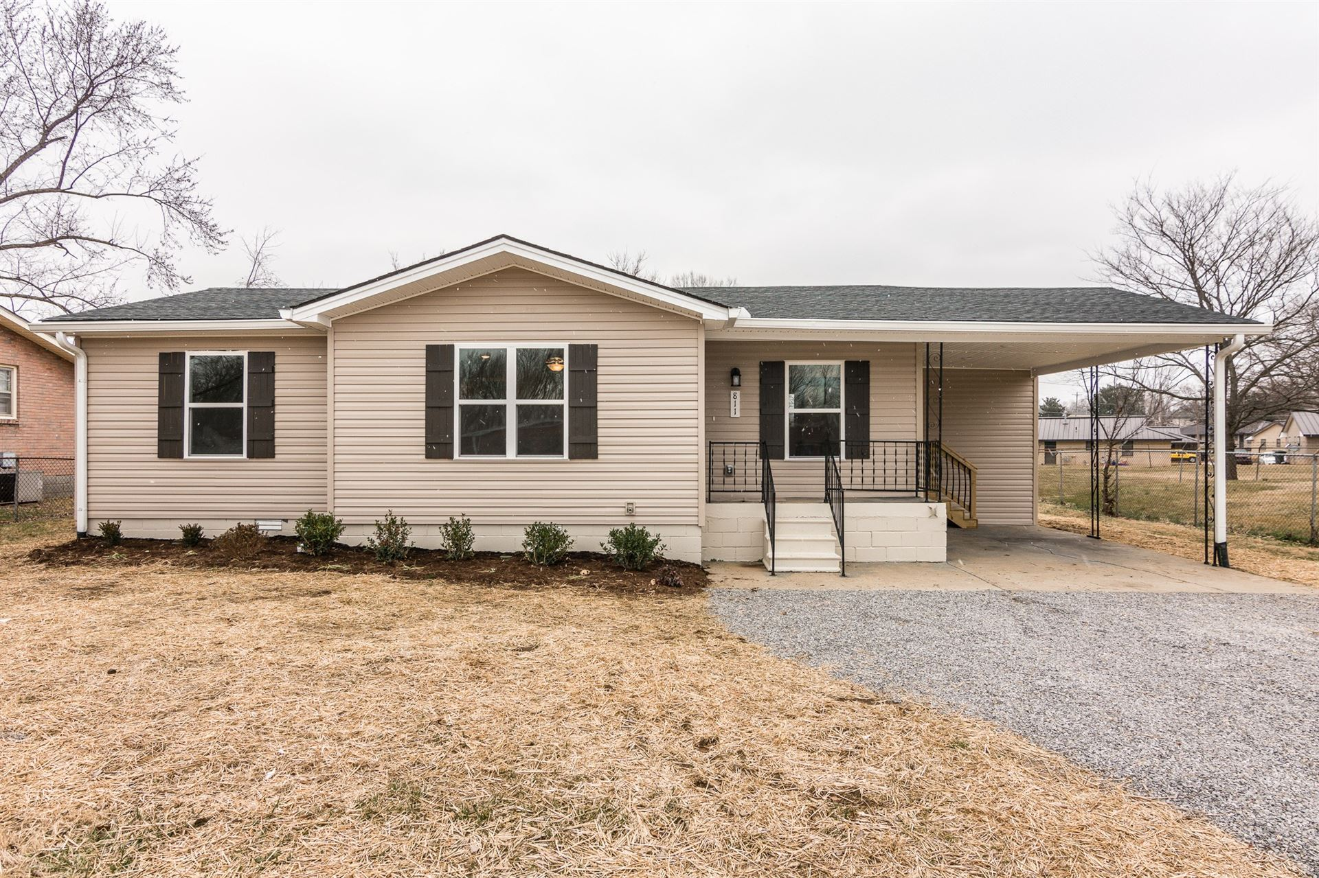 811 Ms Couts Blvd, Springfield, TN 37172 - MLS#: 2219689