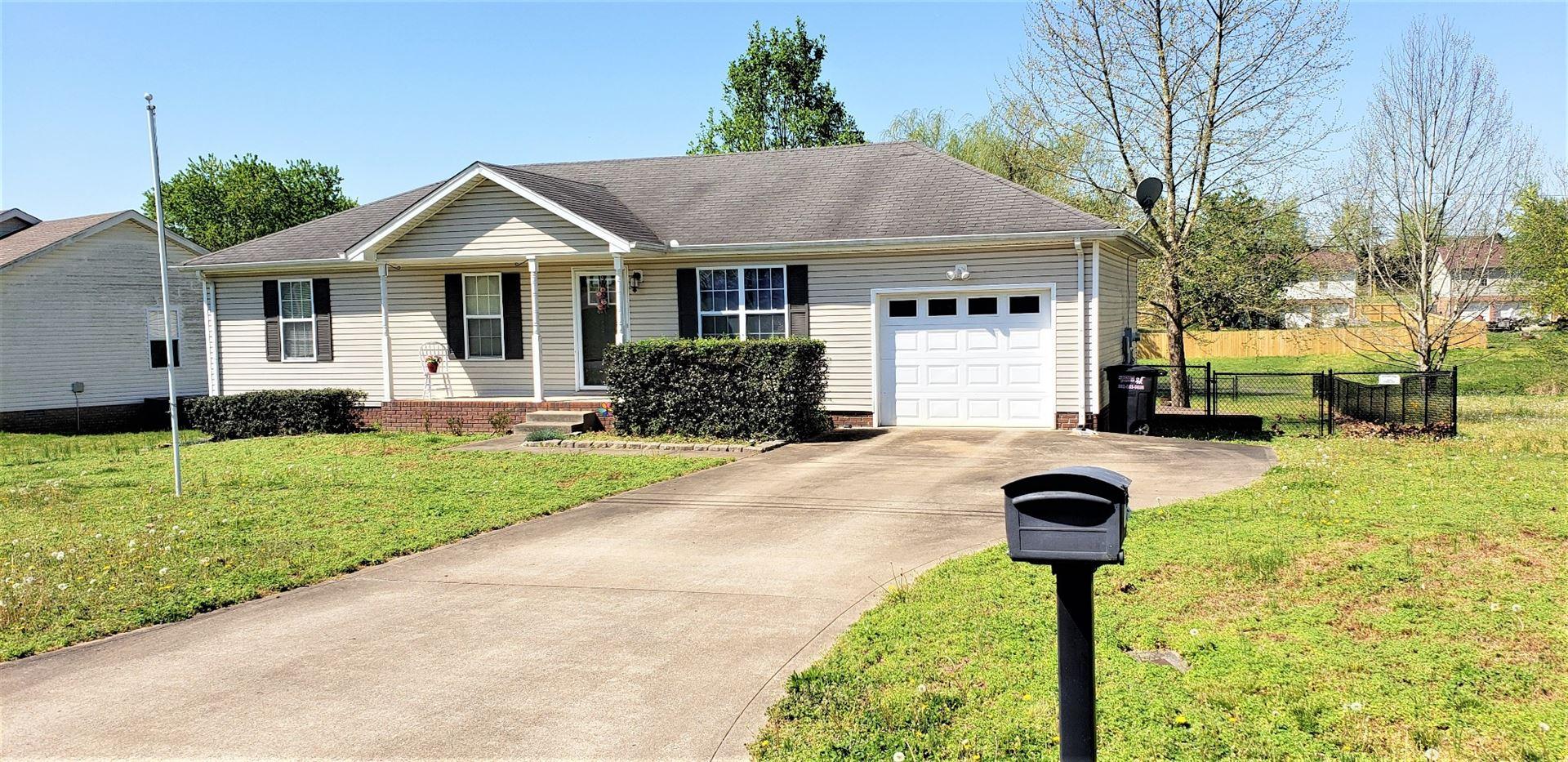 1854 Cottingham Ct, Clarksville, TN 37042 - MLS#: 2243689
