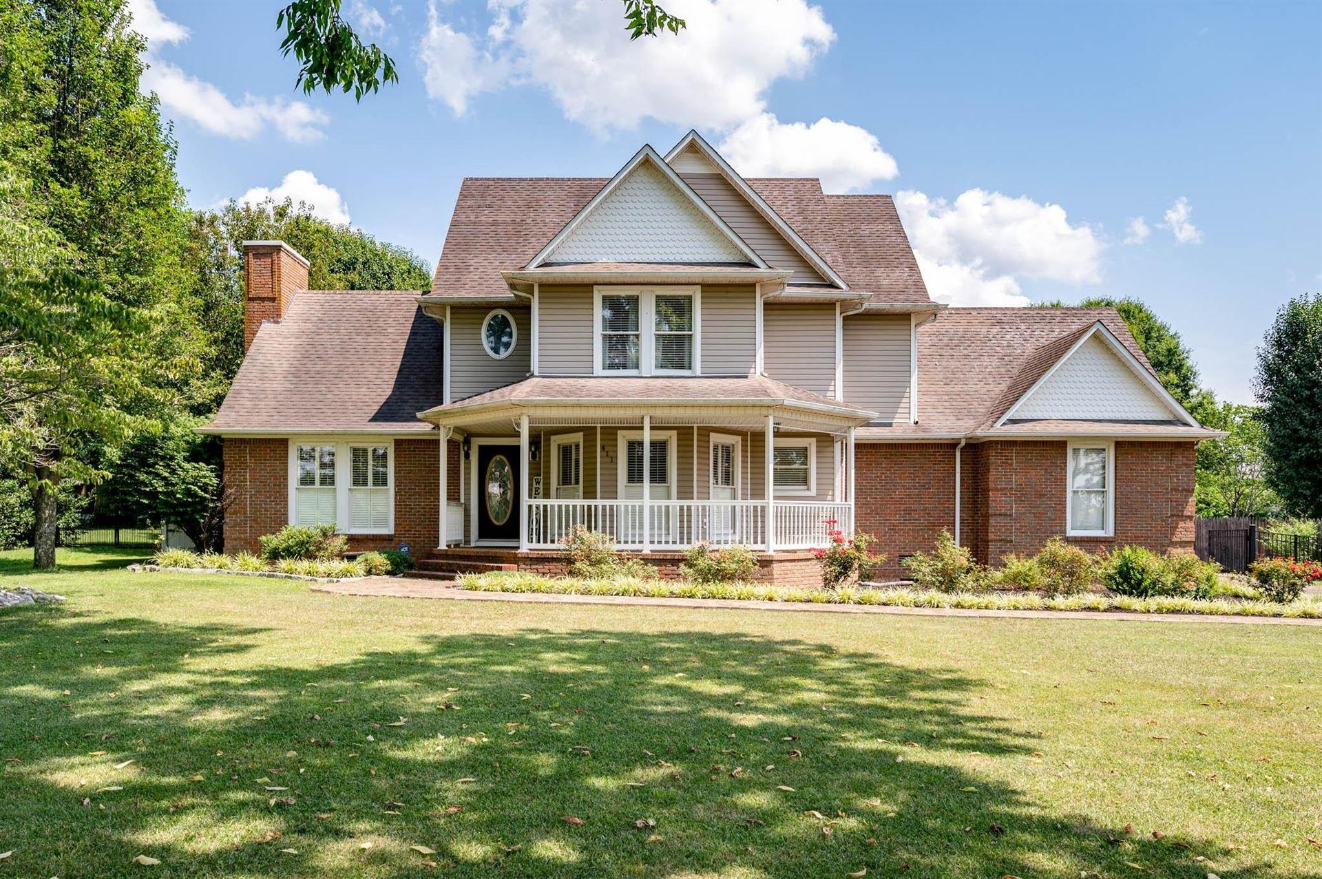 411 Sunnyside Ln, Columbia, TN 38401 - MLS#: 2270689