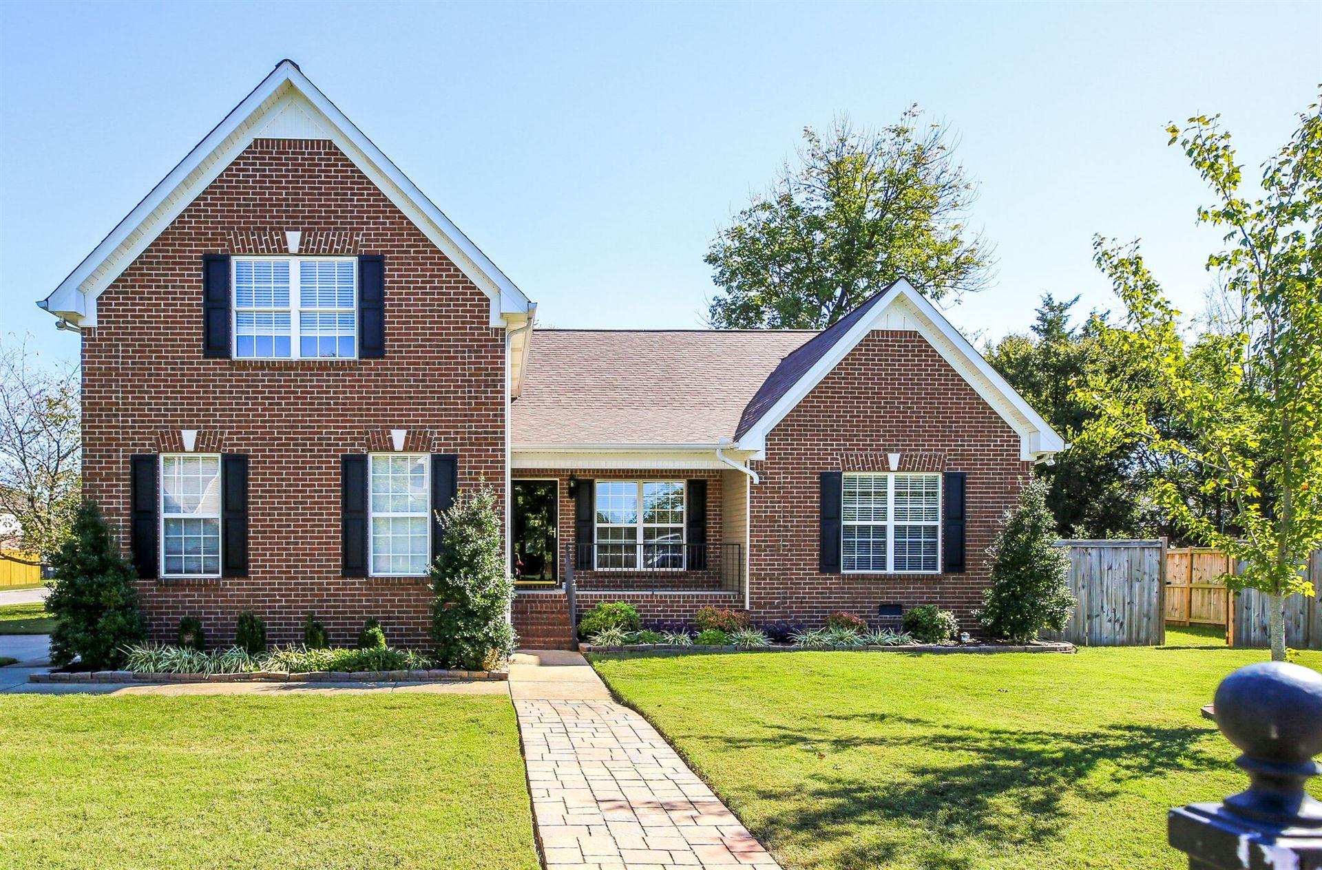 1803 Potters Ct, Murfreesboro, TN 37128 - MLS#: 2301689