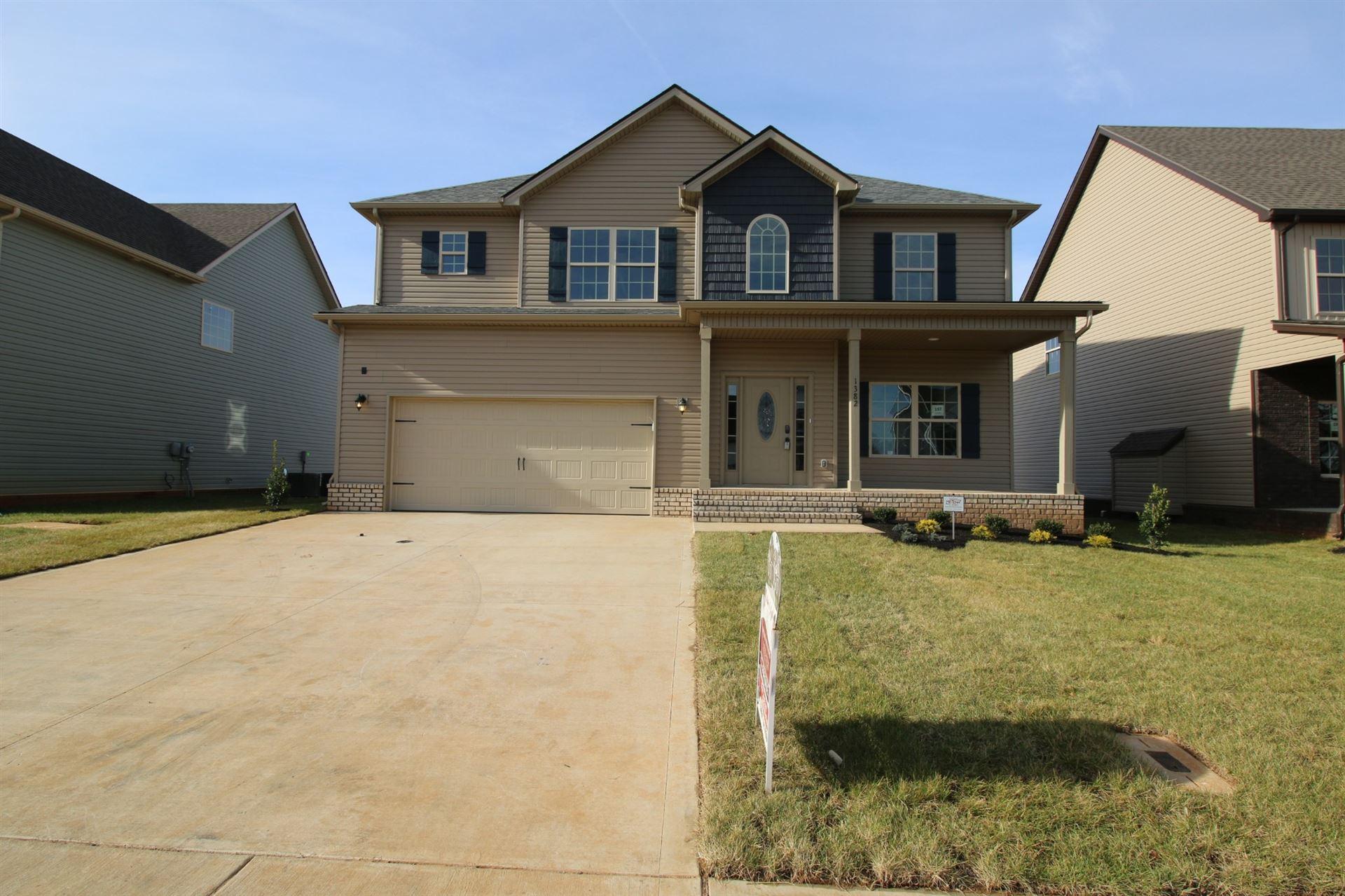 197 Mills Creek, Clarksville, TN 37042 - MLS#: 2284691