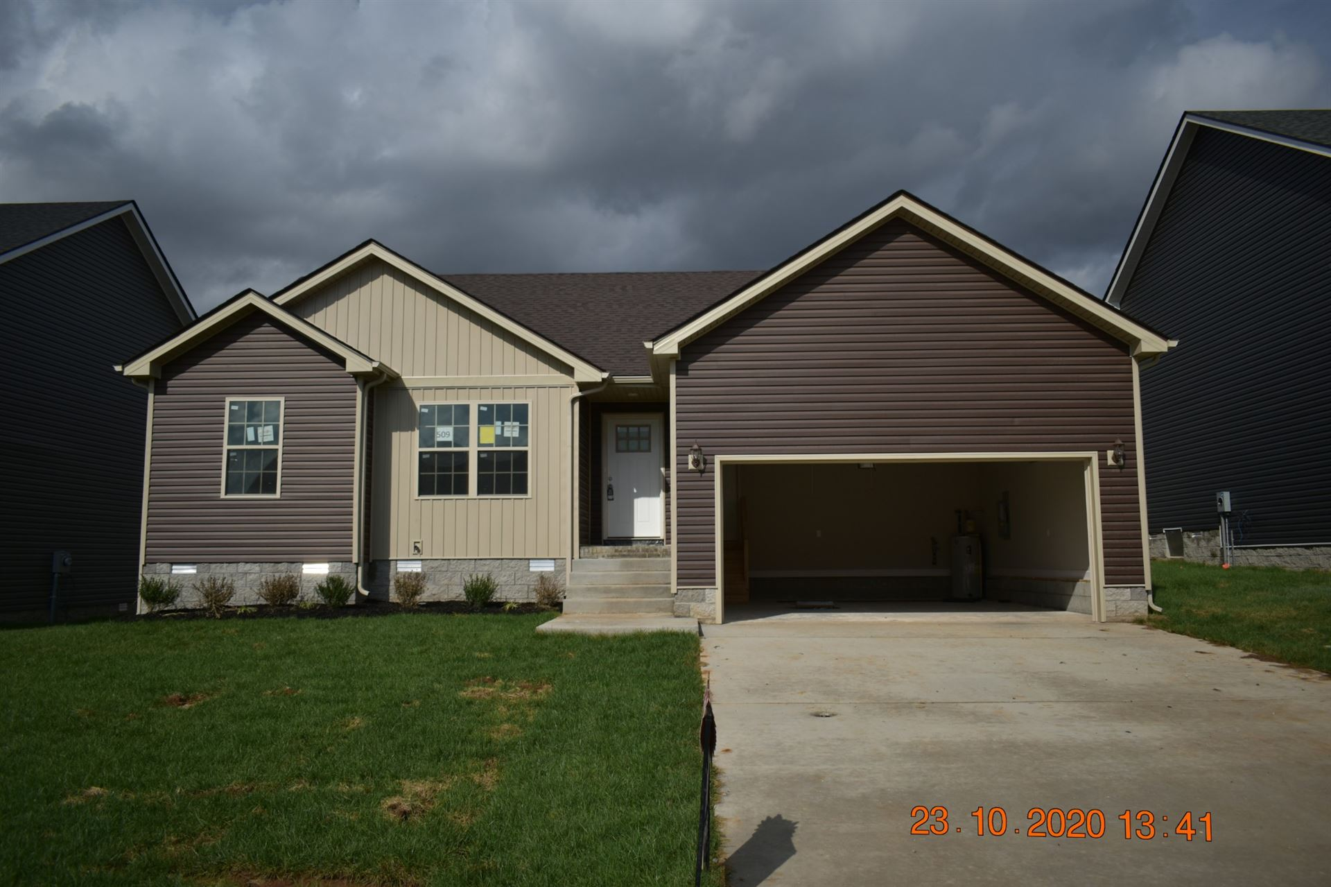 509 Autumn Creek, Clarksville, TN 37042 - MLS#: 2180692