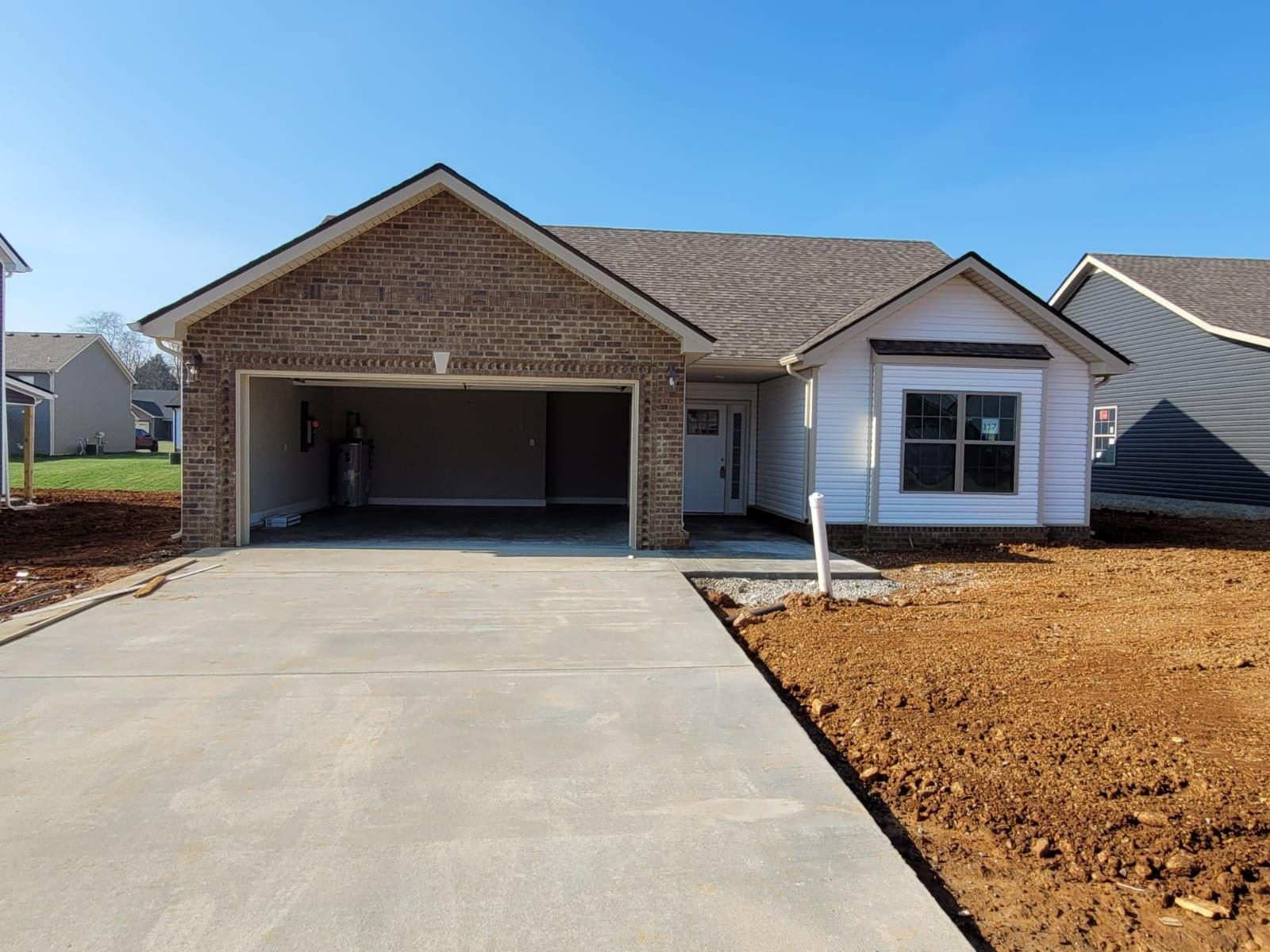 117 Irish Hills, Clarksville, TN 37042 - MLS#: 2298694