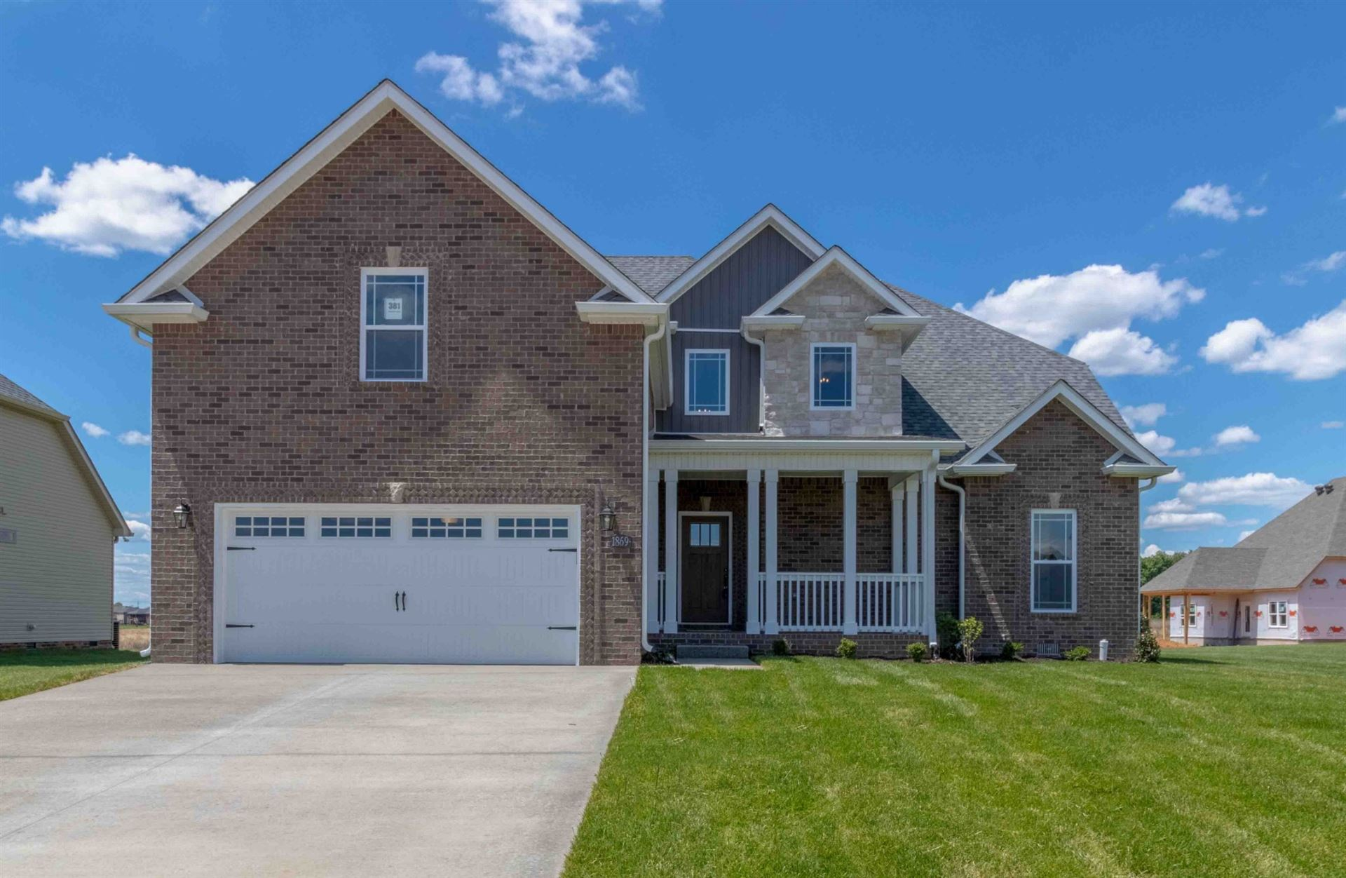 381 Wellington Fields, Clarksville, TN 37043 - MLS#: 2220706