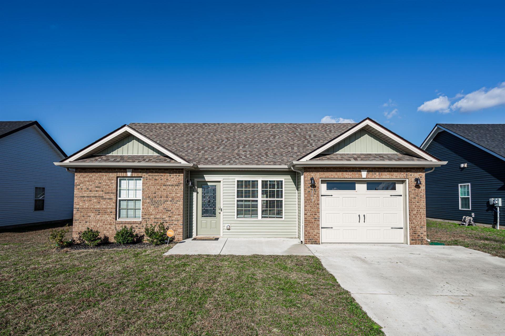 1493 Coronado Dr, Clarksville, TN 37042 - MLS#: 2209712