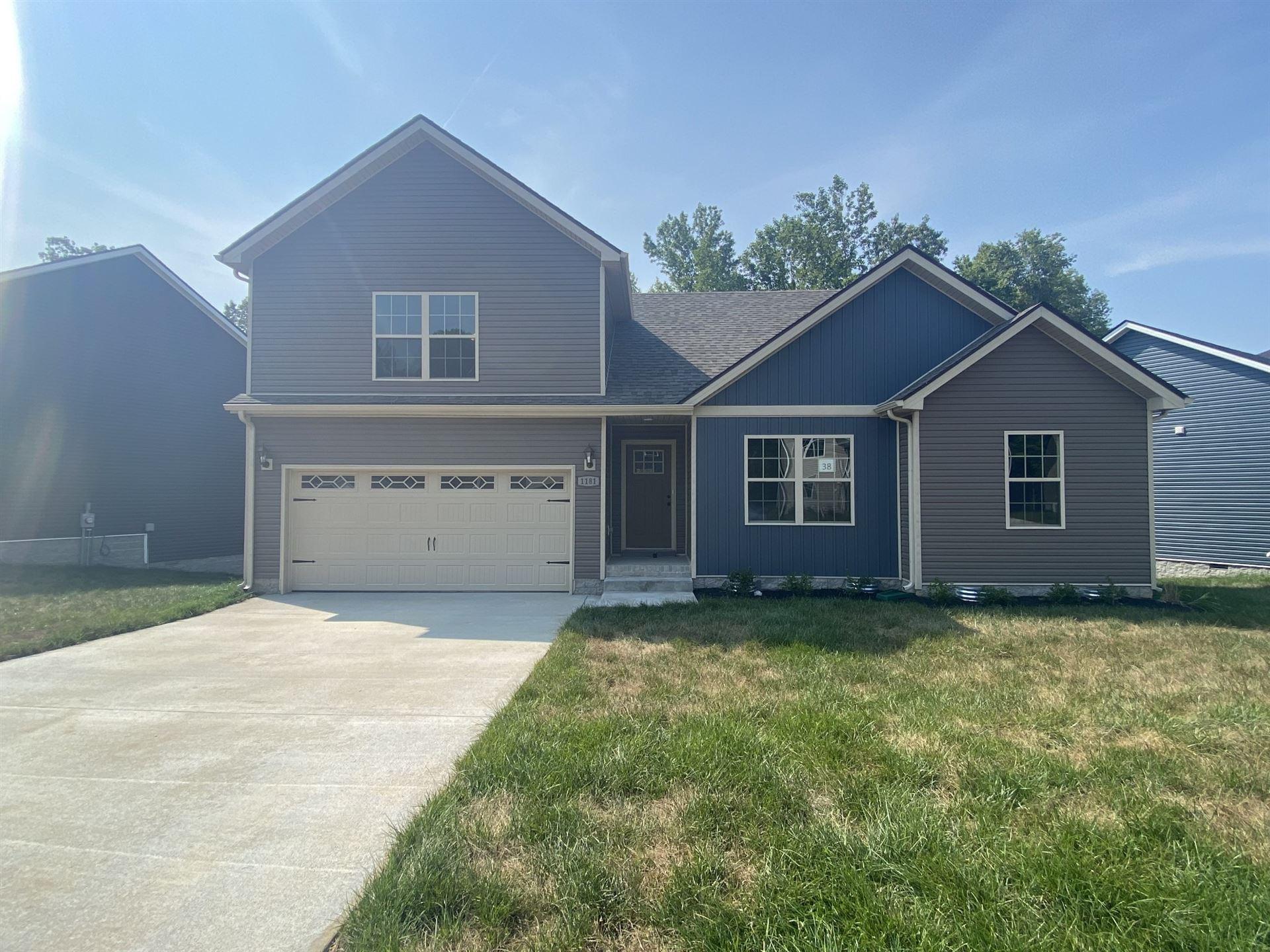 38 Woodland Hills, Clarksville, TN 37043 - MLS#: 2240712