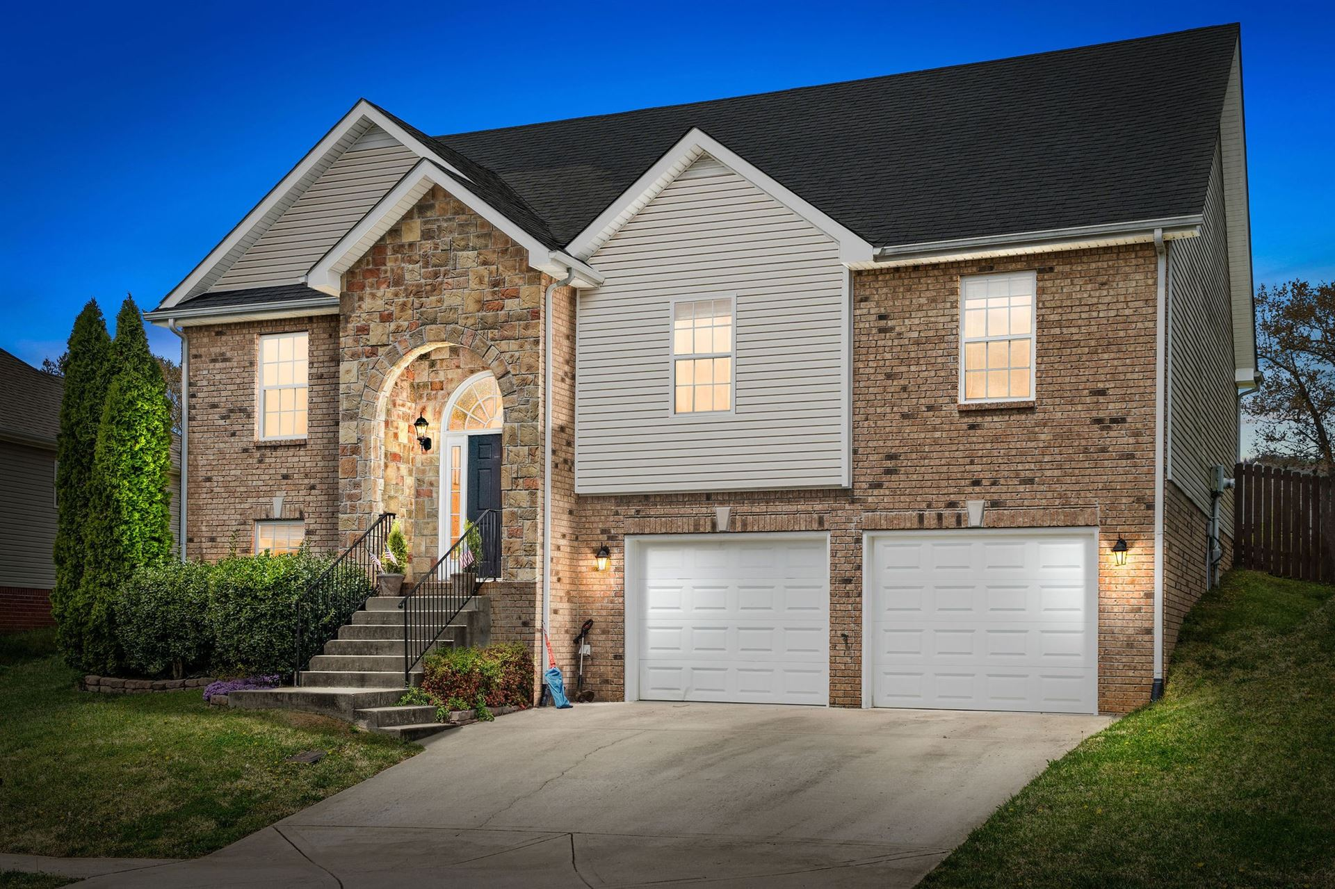872 E Accipiter Cir, Clarksville, TN 37043 - MLS#: 2243713