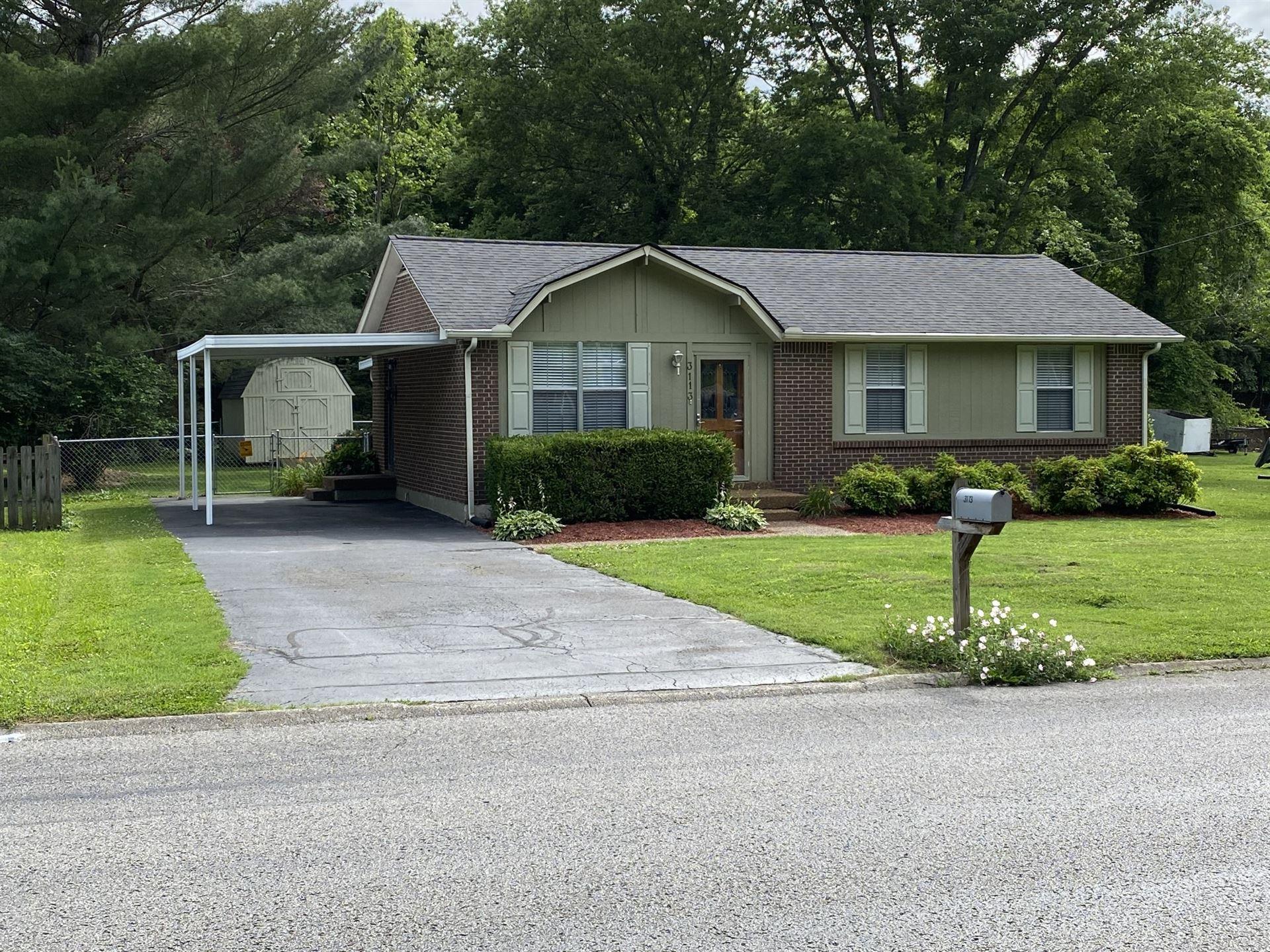 3113 E Lake Dr, Nashville, TN 37214 - MLS#: 2261713