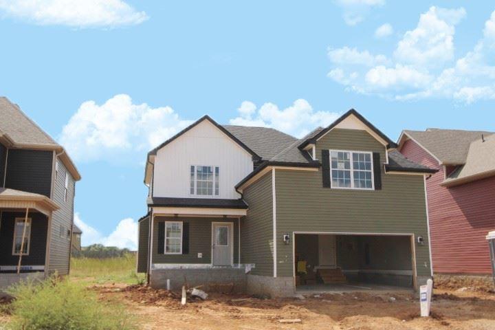 222 White Tail Ridge, Clarksville, TN 37040 - MLS#: 2184714