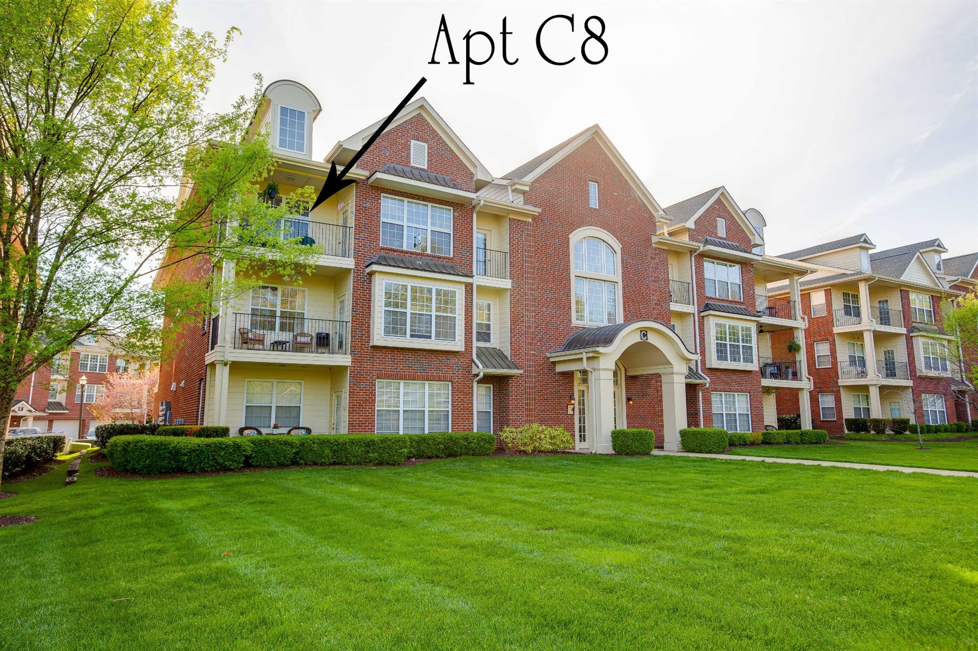 Photo of 3201 Aspen Grove Dr #C8, Franklin, TN 37067 (MLS # 2246714)