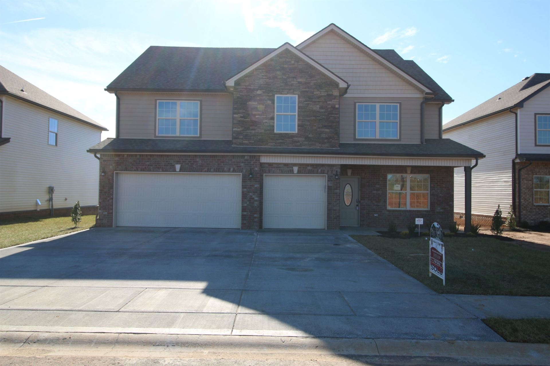 197 Charleston Oaks Reserves, Clarksville, TN 37042 - MLS#: 2290715