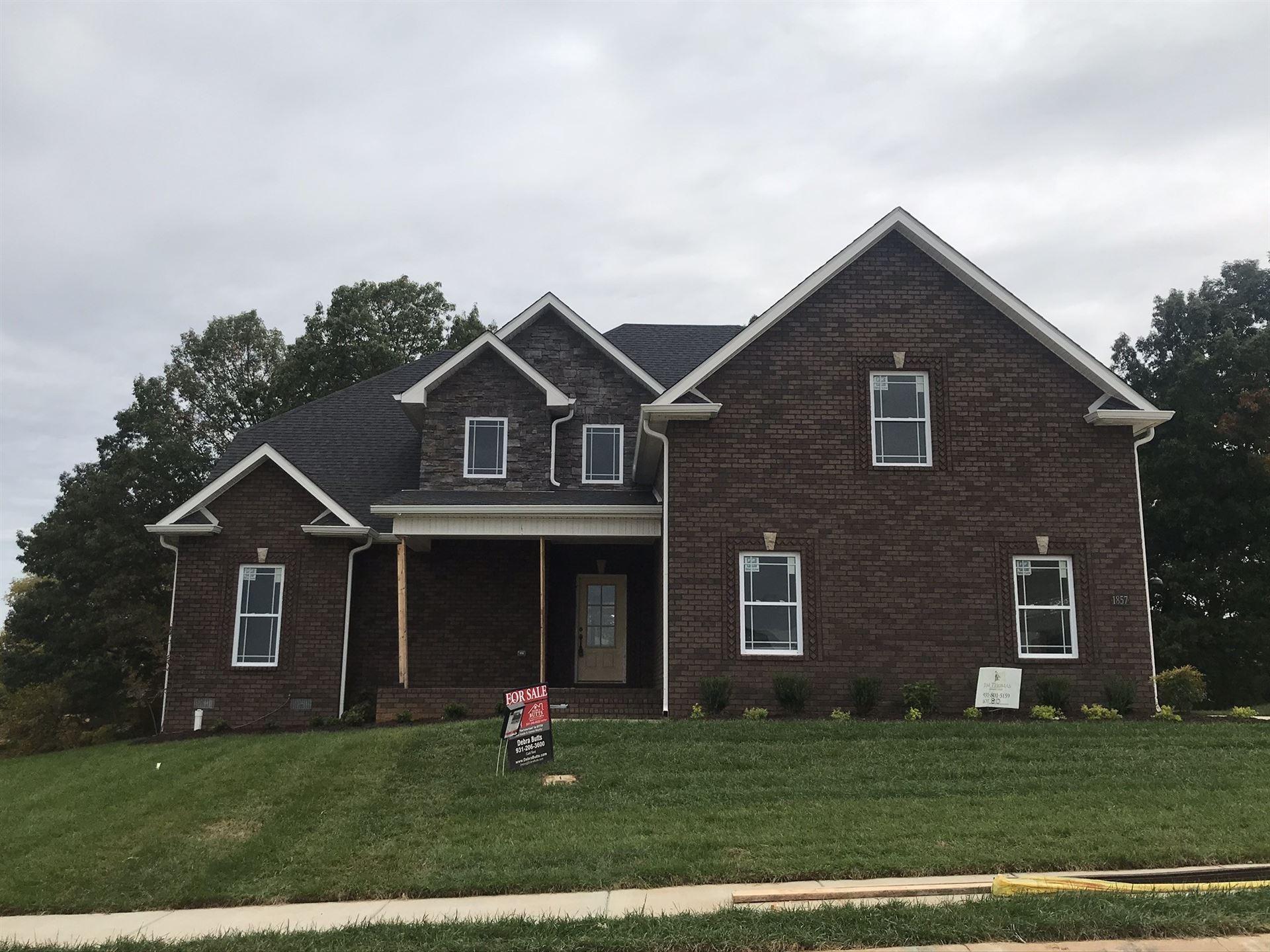 80 Hartley Hills, Clarksville, TN 37043 - MLS#: 2165716