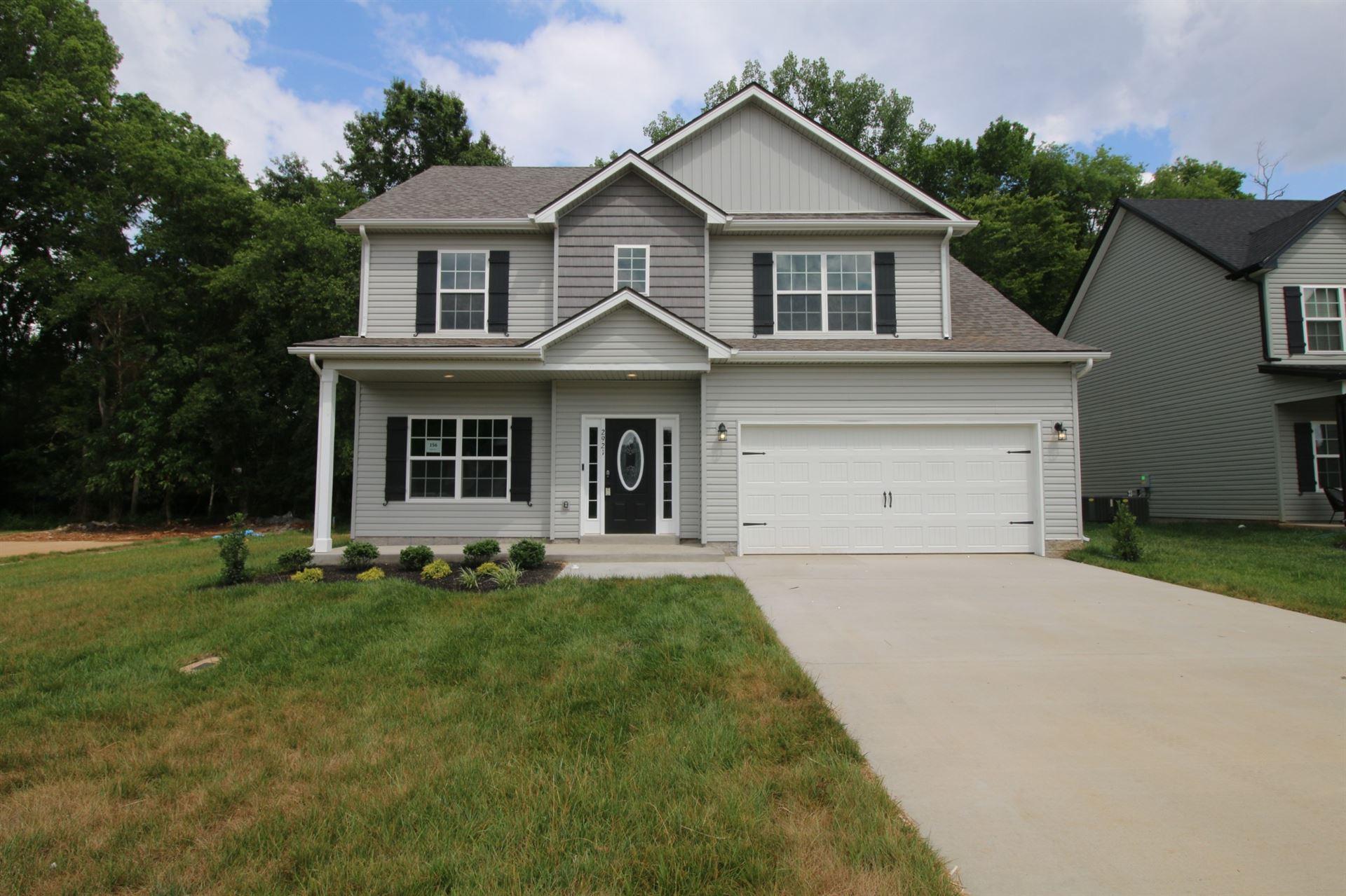 156 Chalet Hills, Clarksville, TN 37040 - MLS#: 2229717