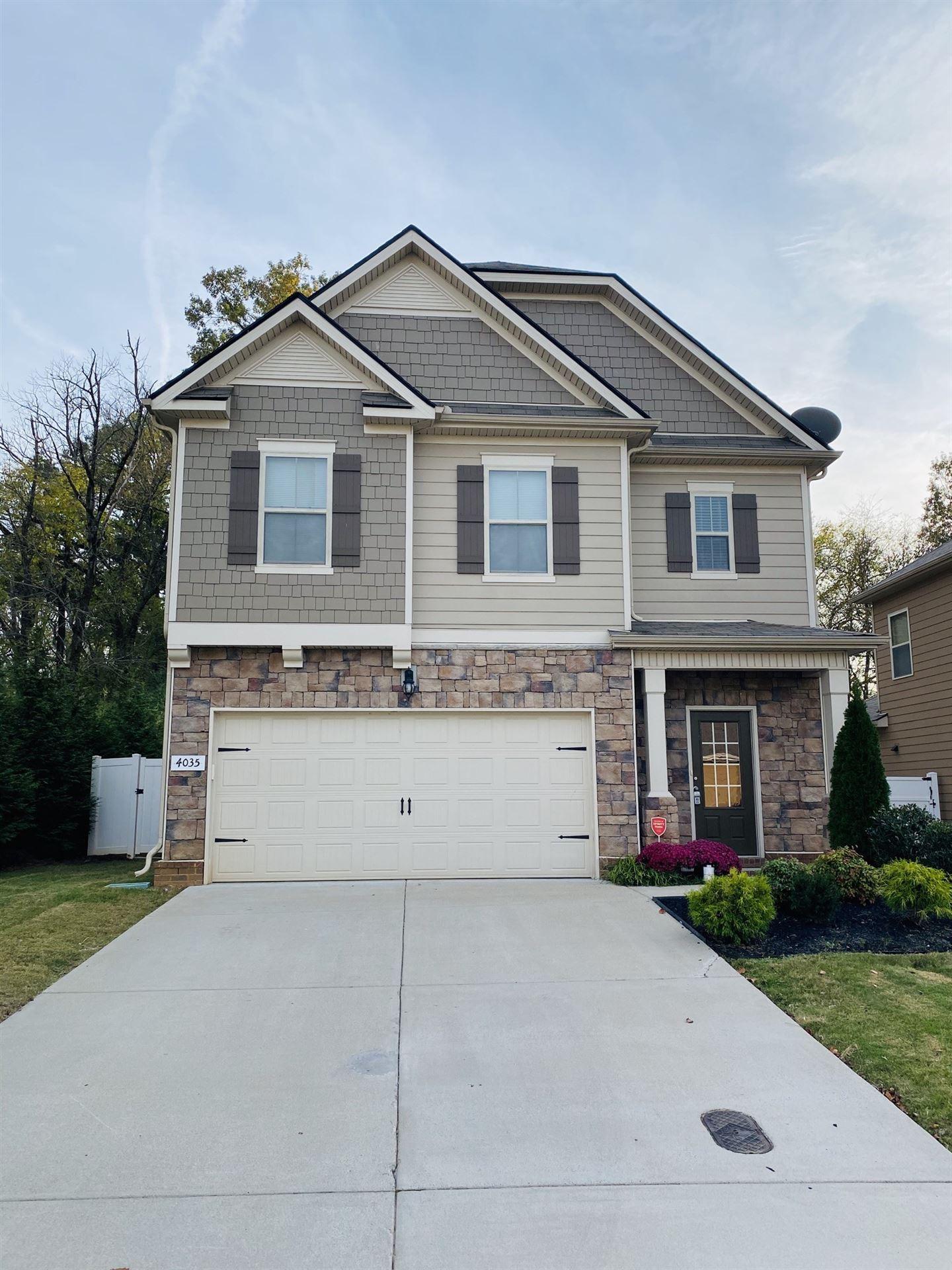 4035 Cannonsgate Ln, Murfreesboro, TN 37128 - MLS#: 2202718