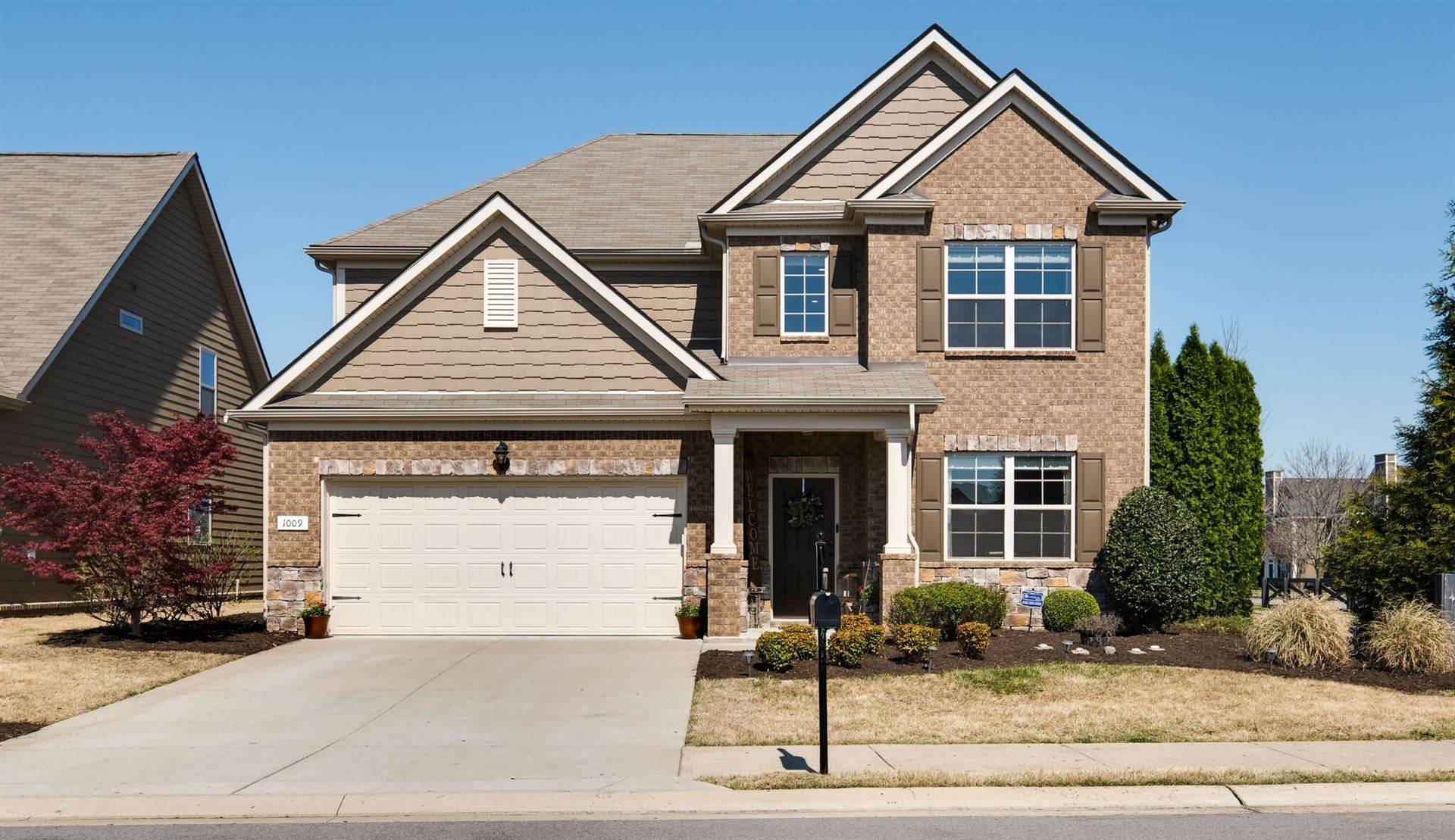 1009 Lunette Dr, Murfreesboro, TN 37128 - MLS#: 2242721