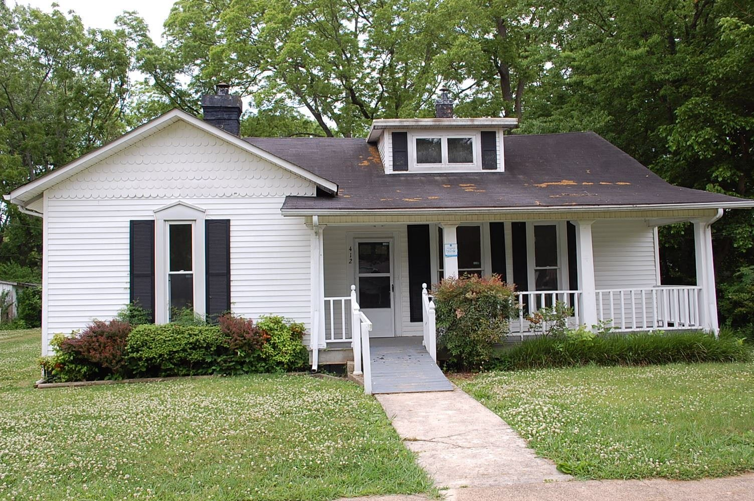 412 E Grundy St, Tullahoma, TN 37388 - MLS#: 2258723