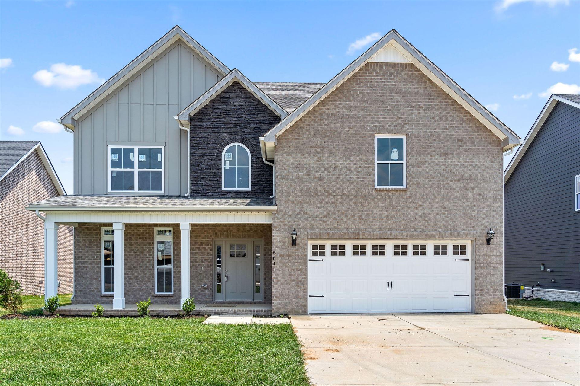 561 Dexter Drive, Clarksville, TN 37043 - MLS#: 2251727