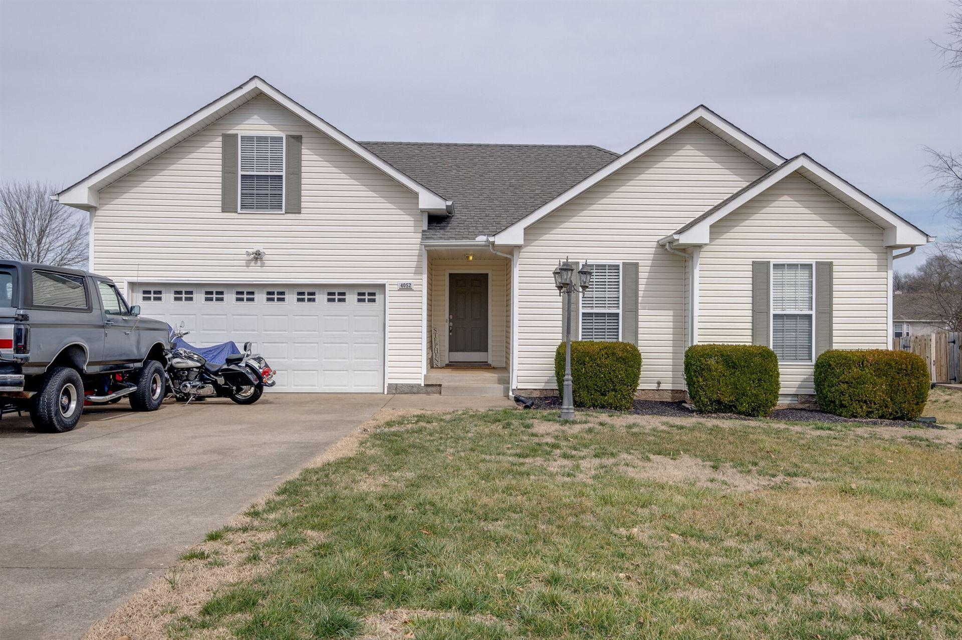 4052 New Grange Cir, Clarksville, TN 37040 - MLS#: 2233728