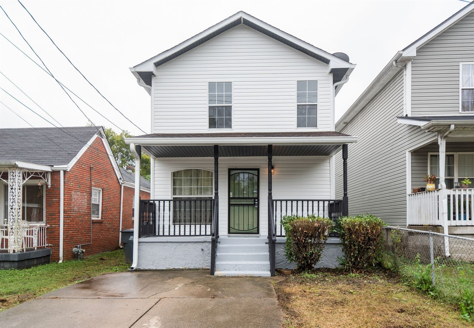 1609 Wheless St, Nashville, TN 37208 - MLS#: 2235731