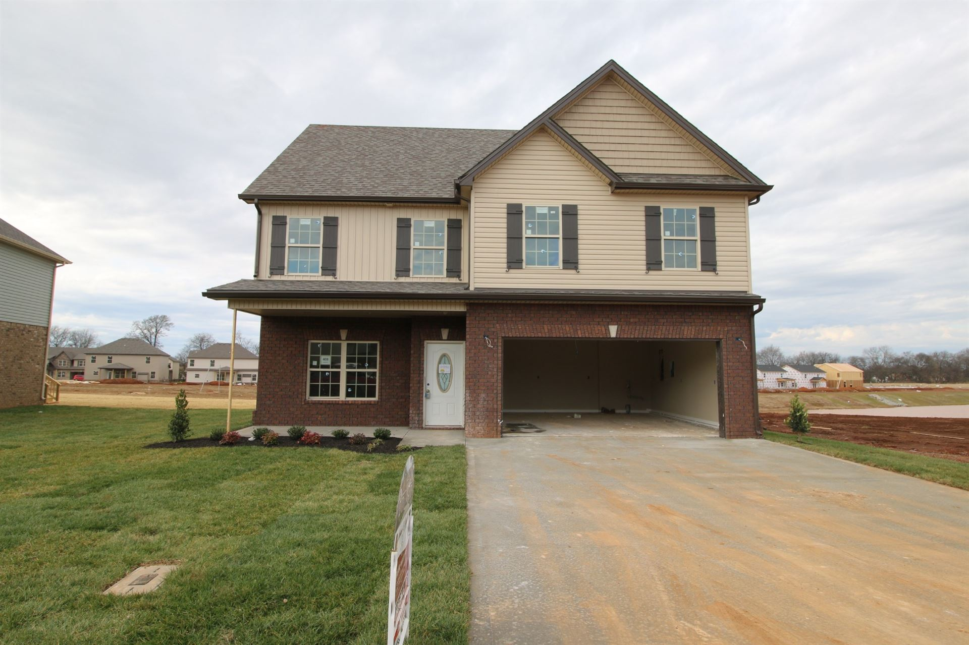 408 Summerfield, Clarksville, TN 37040 - MLS#: 2196734