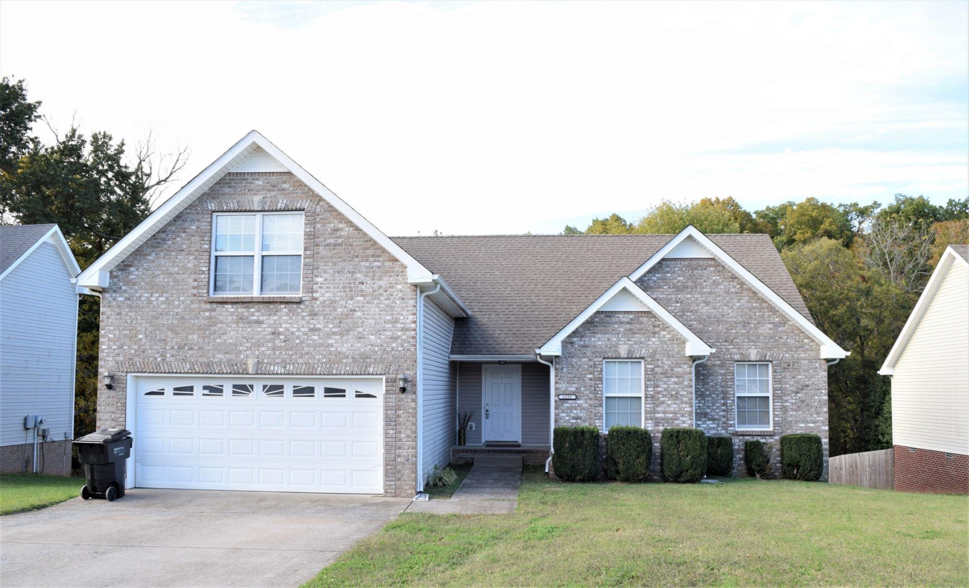 1251 Viewmont Dr, Clarksville, TN 37040 - MLS#: 2303734