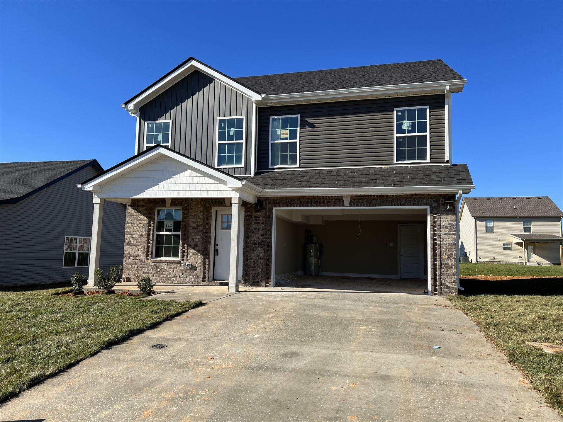 112 Irish Hills, Clarksville, TN 37042 - MLS#: 2291736