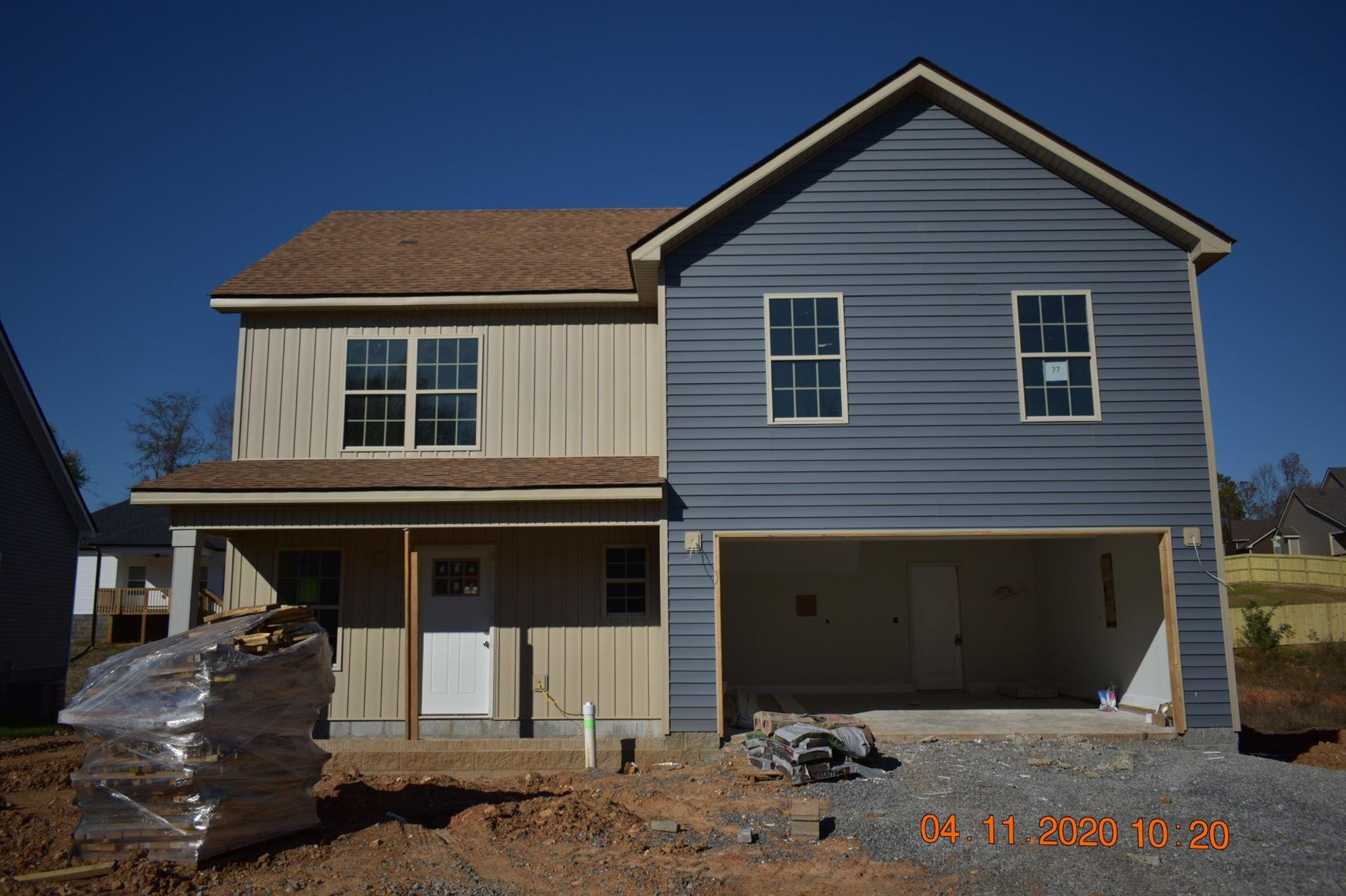 77 Chestnut Hill, Clarksville, TN 37042 - MLS#: 2184738