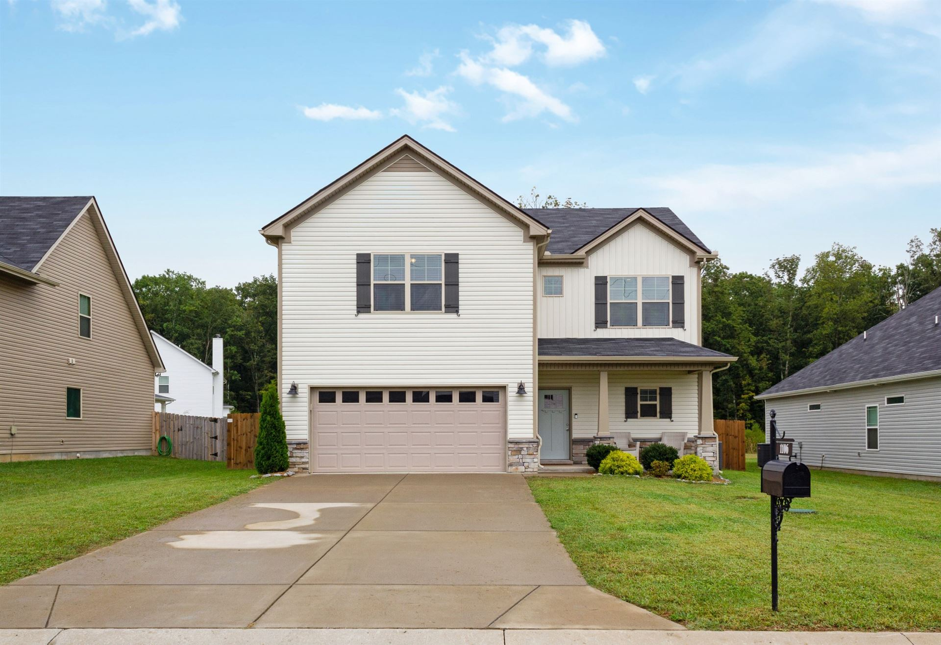 1106 Carrington Pl, Murfreesboro, TN 37128 - MLS#: 2193740