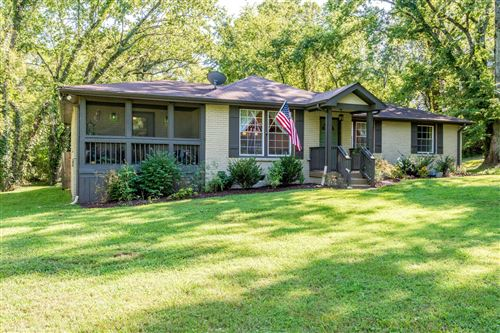 Photo of 1020 Downey Dr, Nashville, TN 37205 (MLS # 2103741)