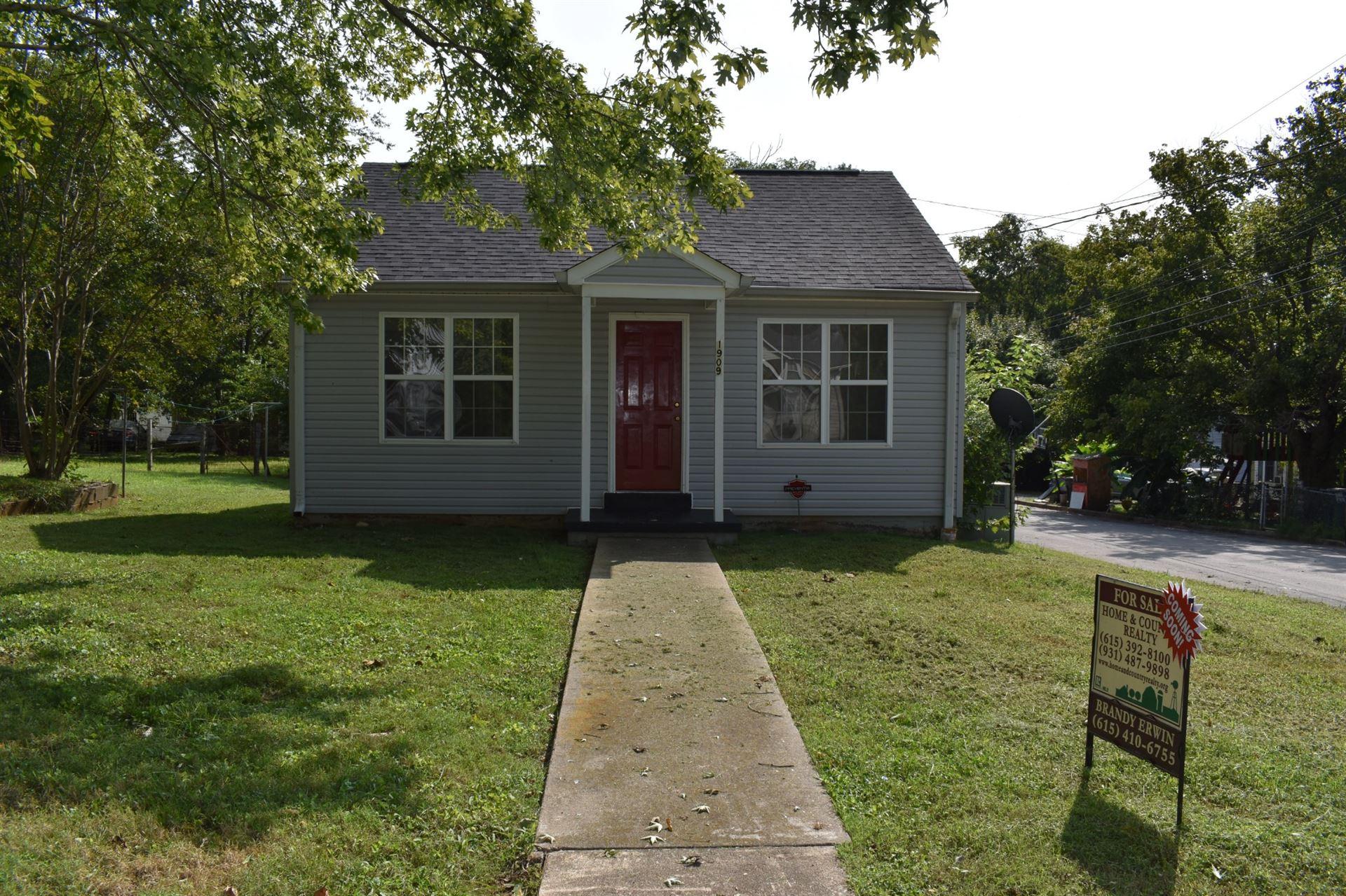 1909 Cherry St, Columbia, TN 38401 - MLS#: 2188741