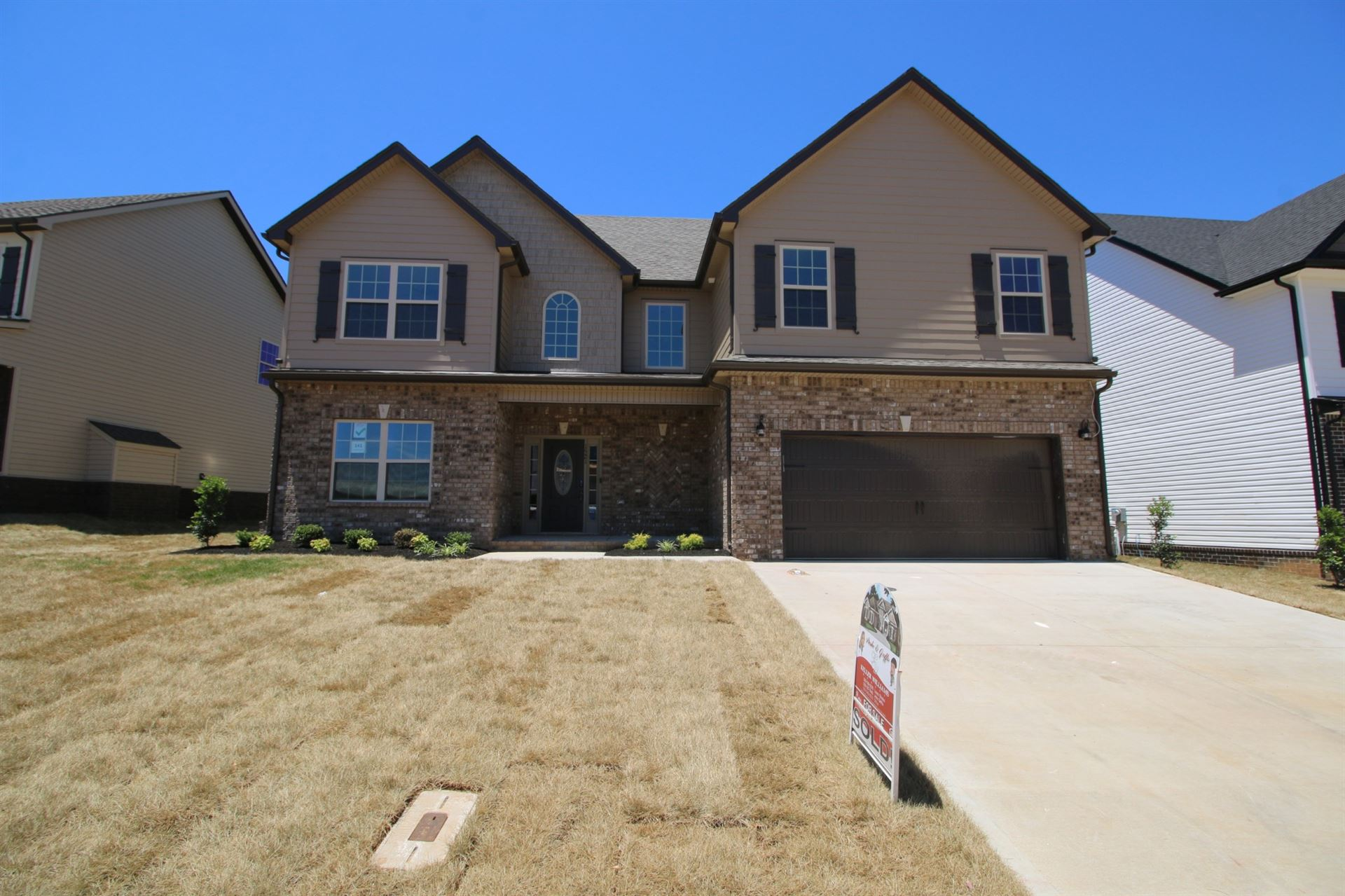 141 Charleston Oaks, Clarksville, TN 37042 - MLS#: 2221741