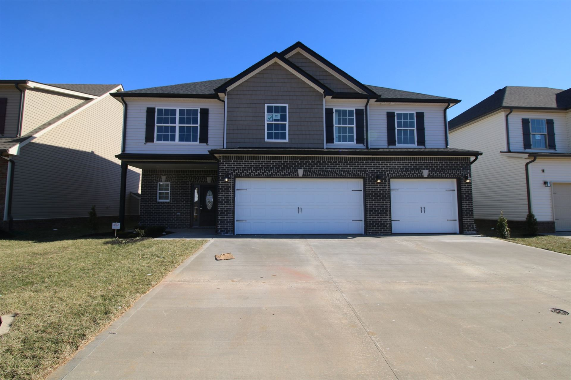 165 Mills Creek, Clarksville, TN 37042 - MLS#: 2295742