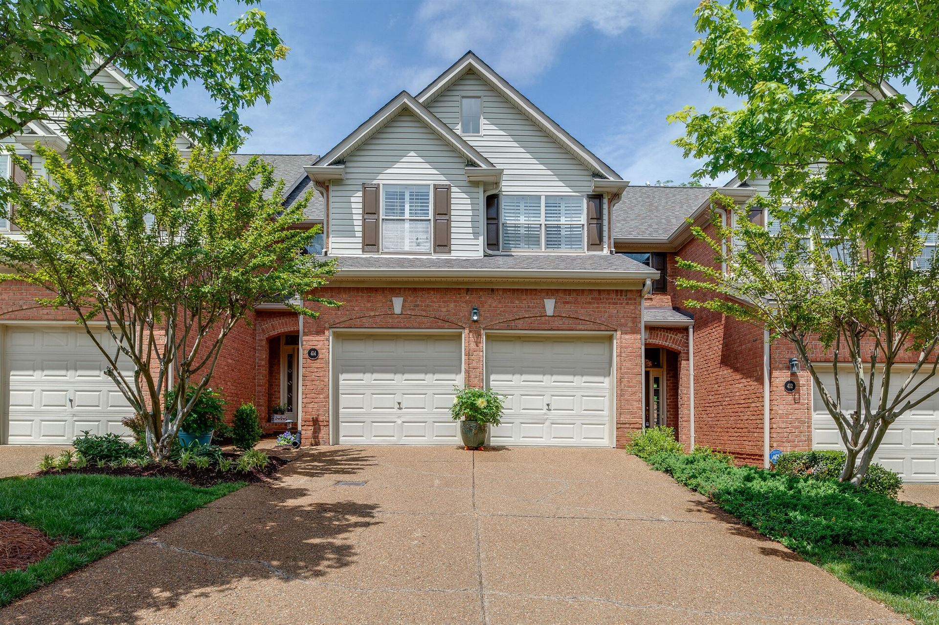 641 Old Hickory Blvd #414, Brentwood, TN 37027 - MLS#: 2250744