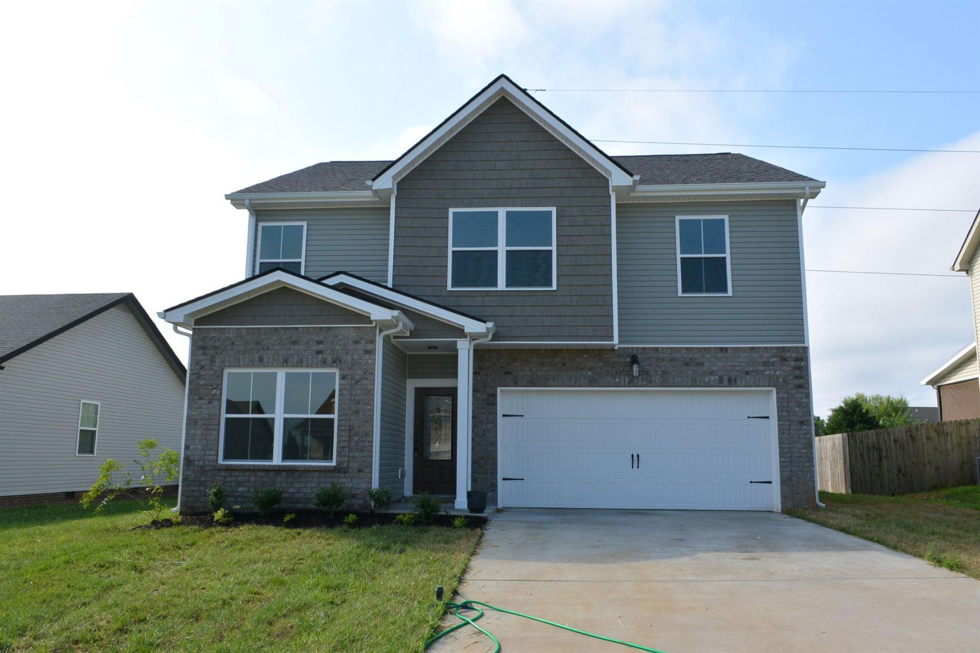 1010 Dwight Eisenhower Way, Clarksville, TN 37042 - MLS#: 2265745