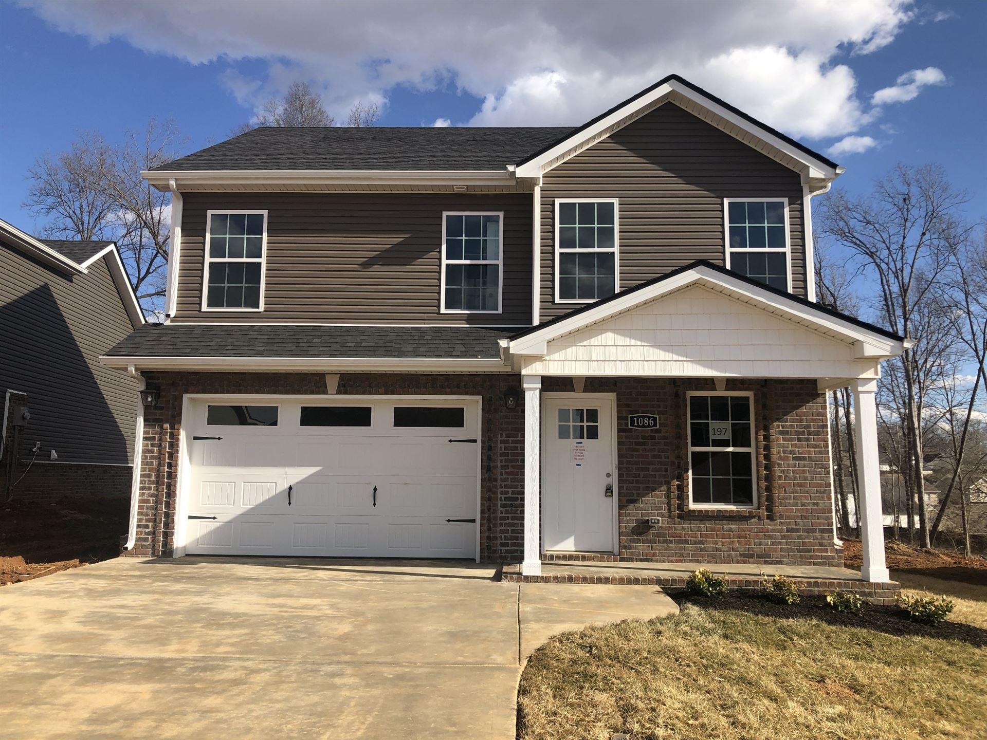 197 Cedar Springs, Clarksville, TN 37042 - MLS#: 2299746