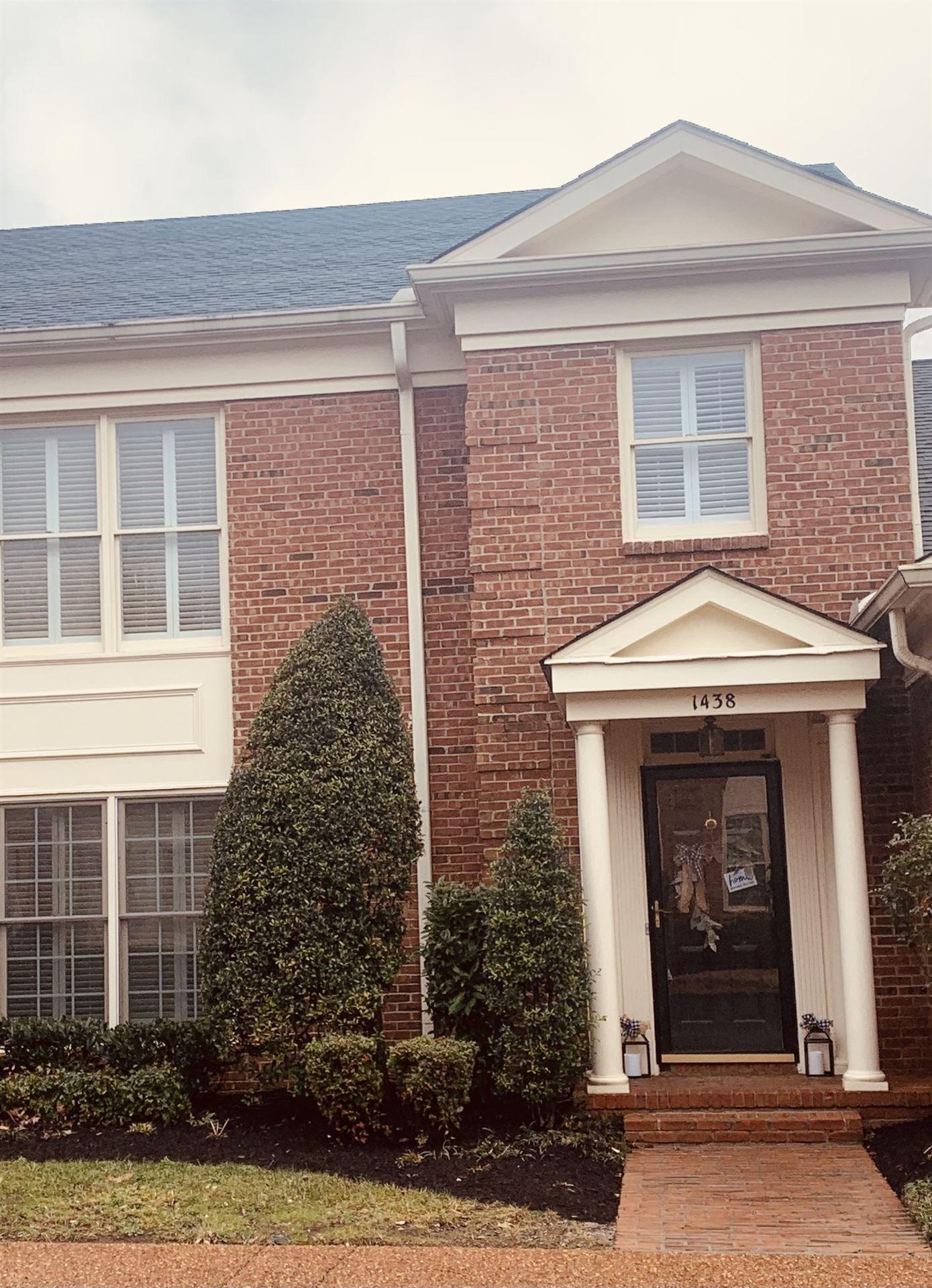 1438 Cheshire Pl, Murfreesboro, TN 37129 - MLS#: 2291747