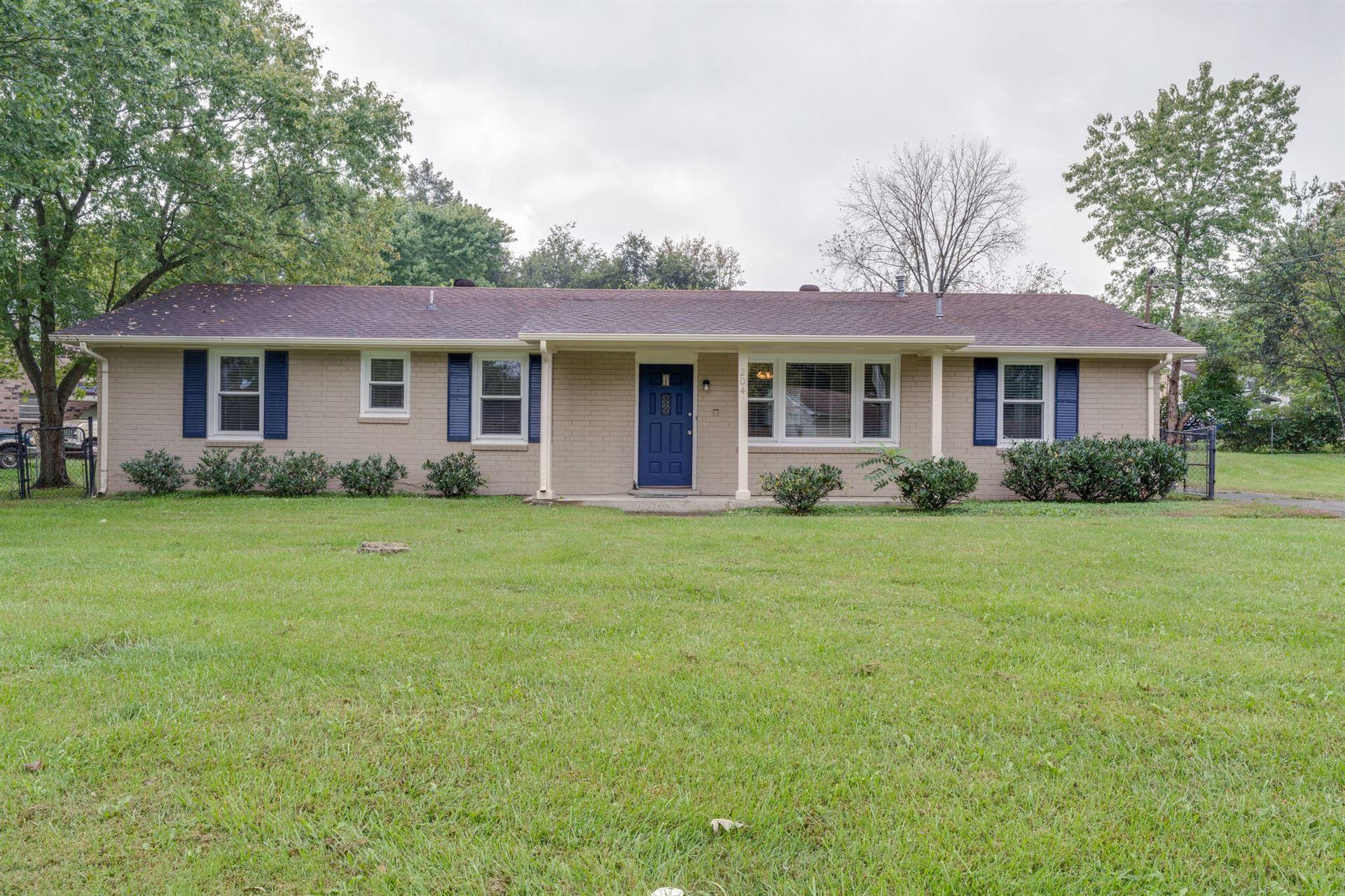 204 Evergreen Cir, Hendersonville, TN 37075 - MLS#: 2301748