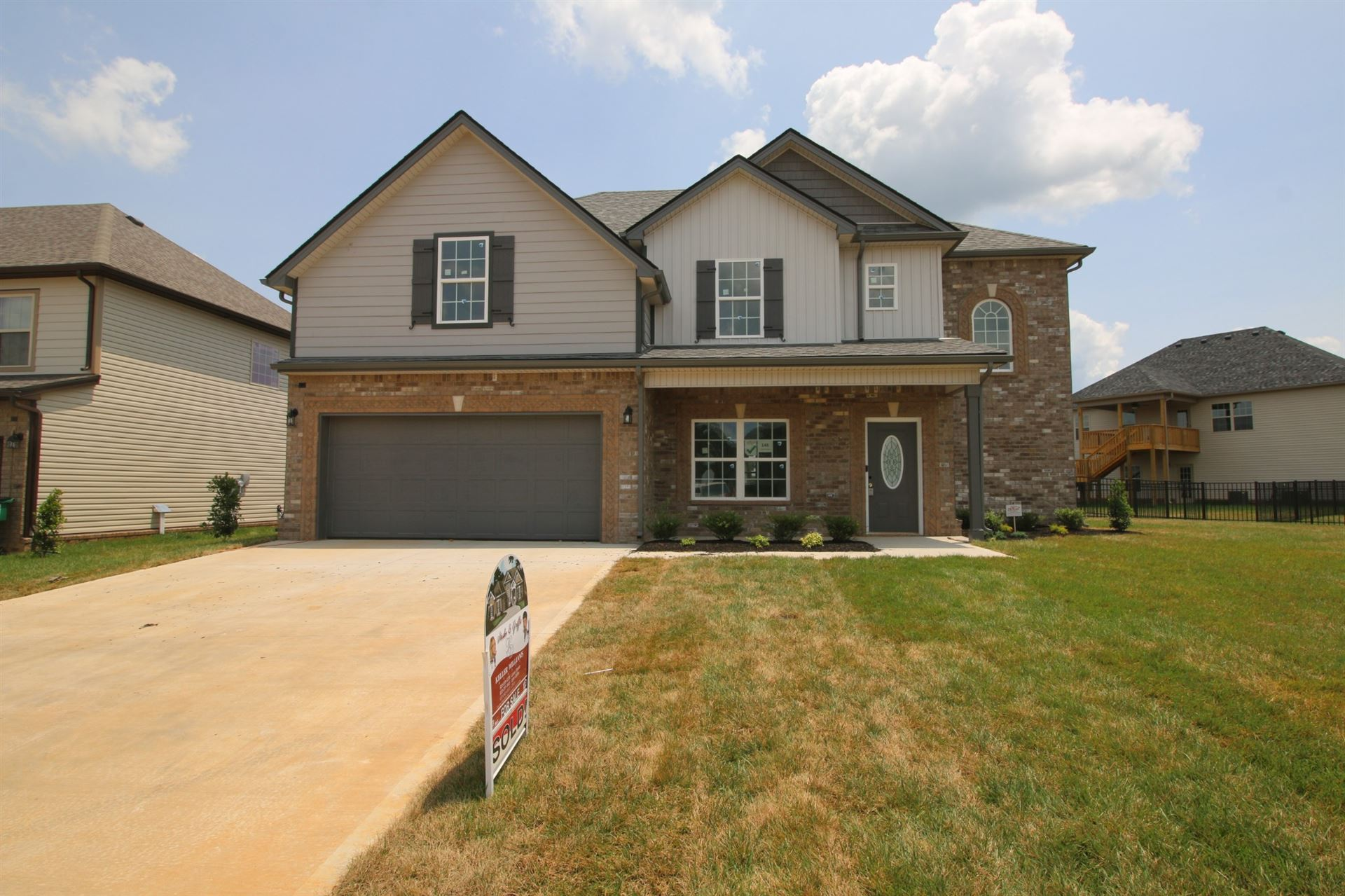 146 Charleston Oaks, Clarksville, TN 37042 - MLS#: 2221749