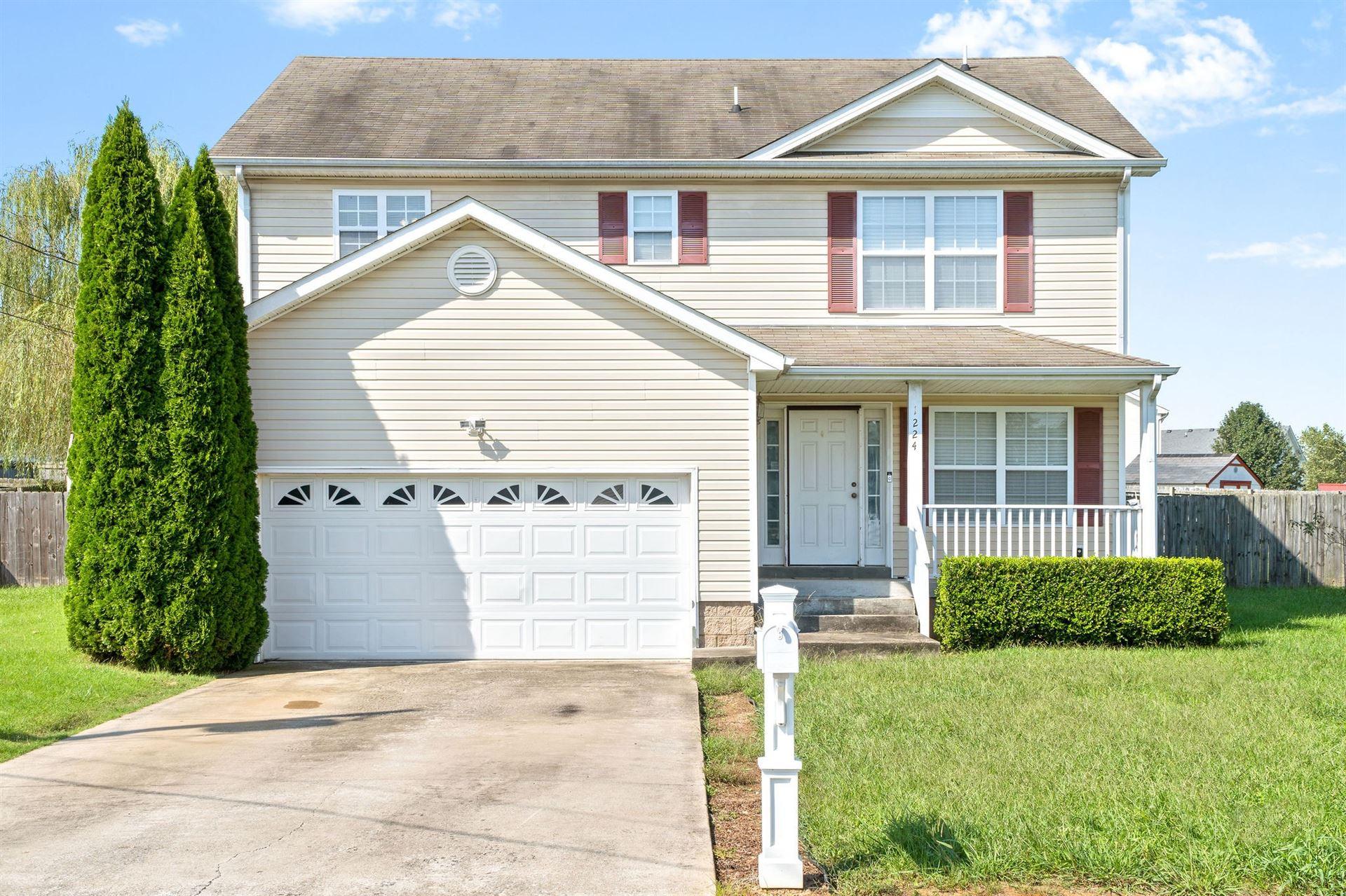 1224 Shorehaven Dr, Clarksville, TN 37042 - MLS#: 2294749
