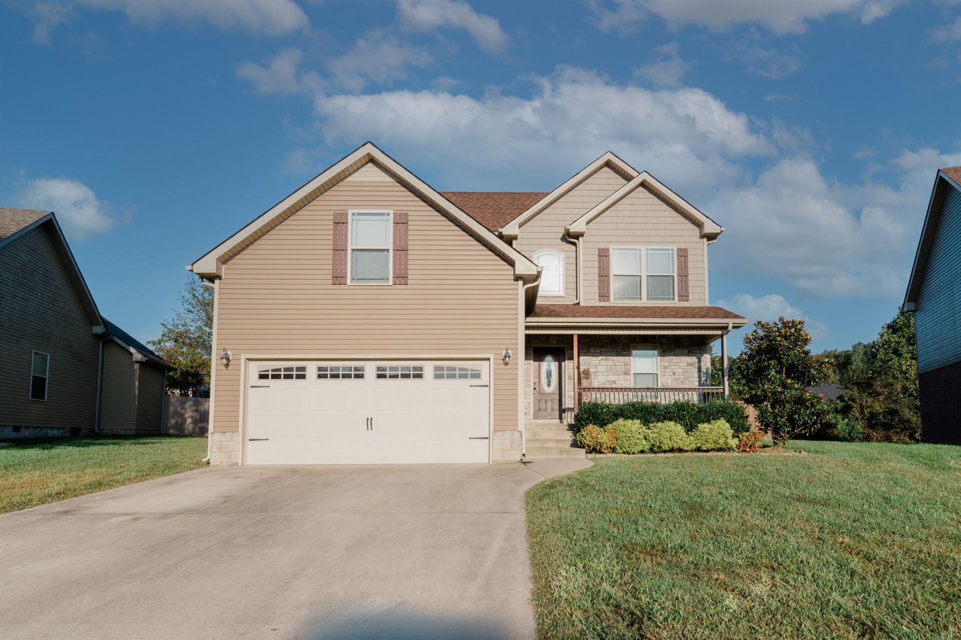 1928 Bell Chase Way, Clarksville, TN 37040 - MLS#: 2295752