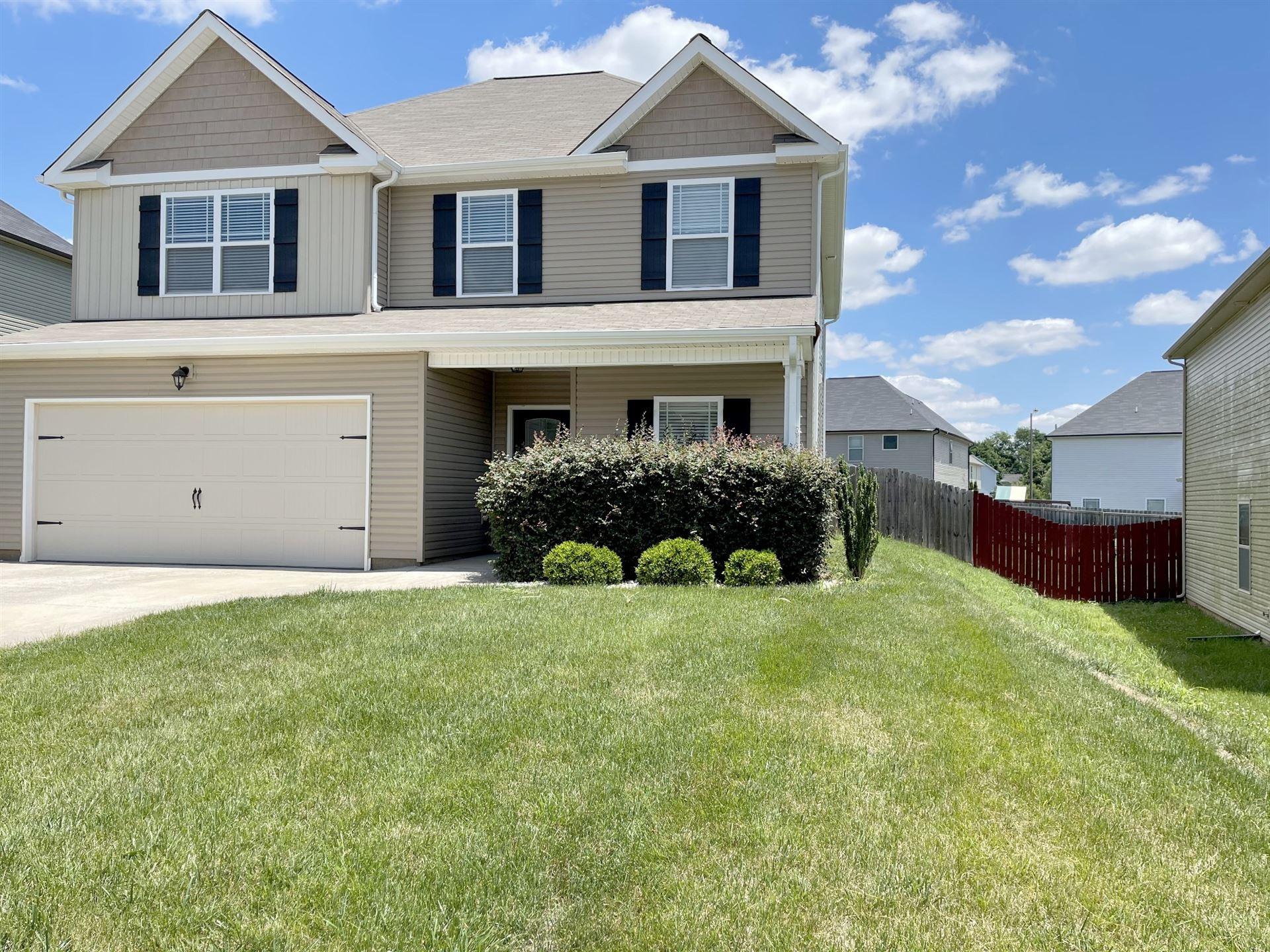 3340 N Henderson Way, Clarksville, TN 37042 - MLS#: 2265756