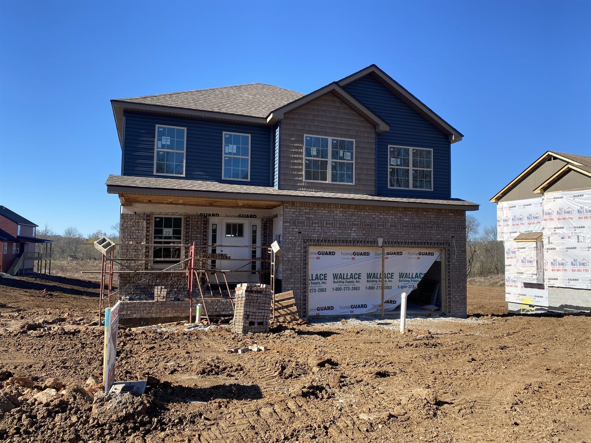 22 River Chase, Clarksville, TN 37043 - MLS#: 2199757